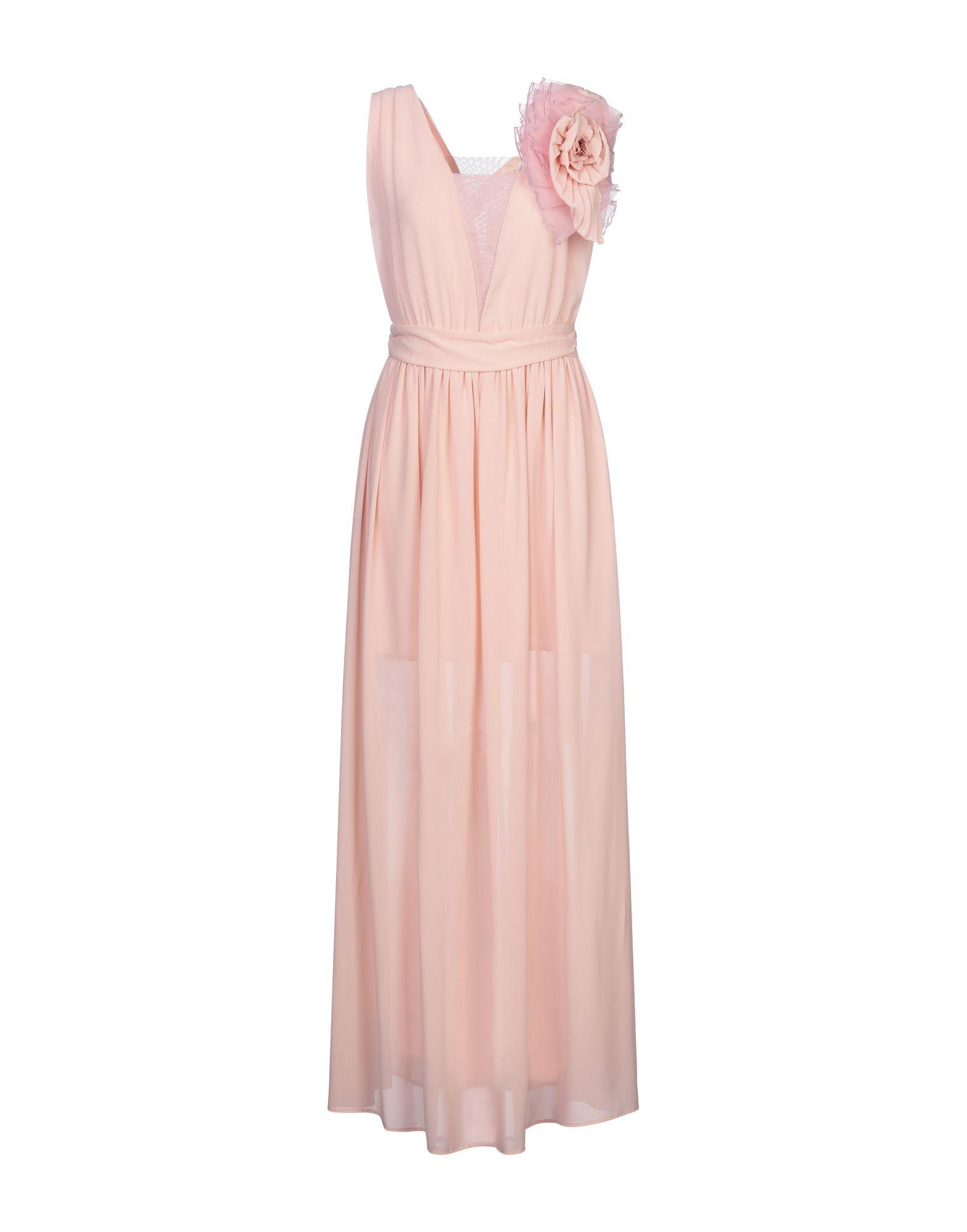 BAUSAN44 Длинное платье