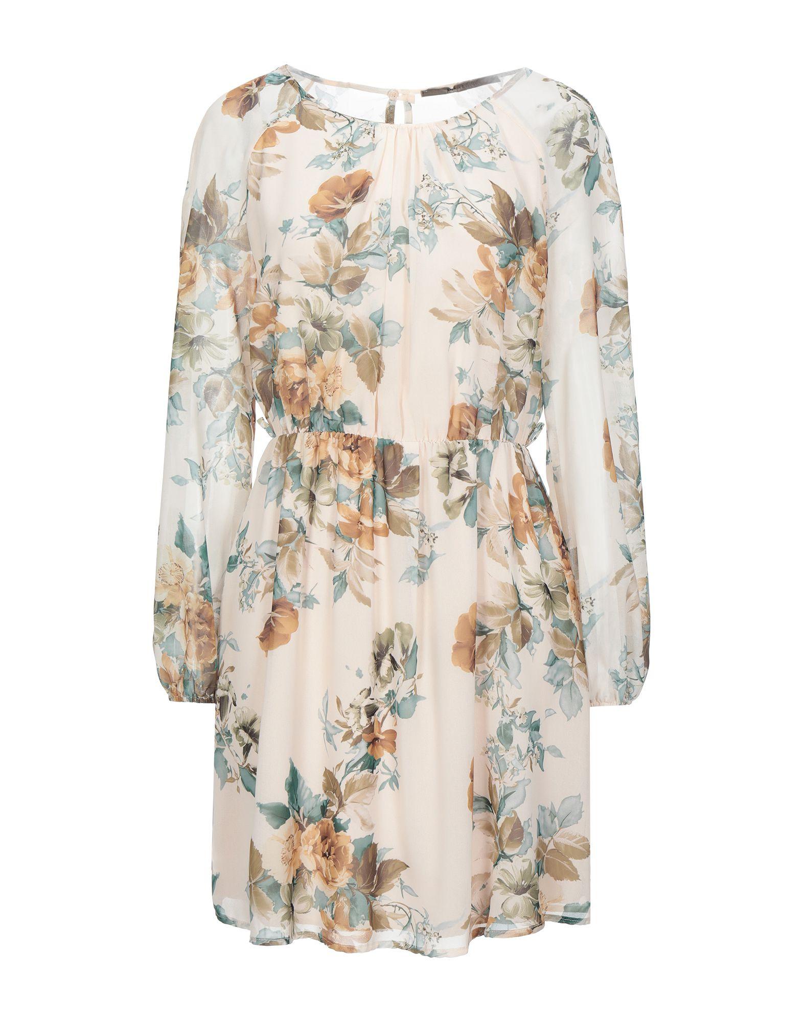 цены ANGELA DAVIS Короткое платье