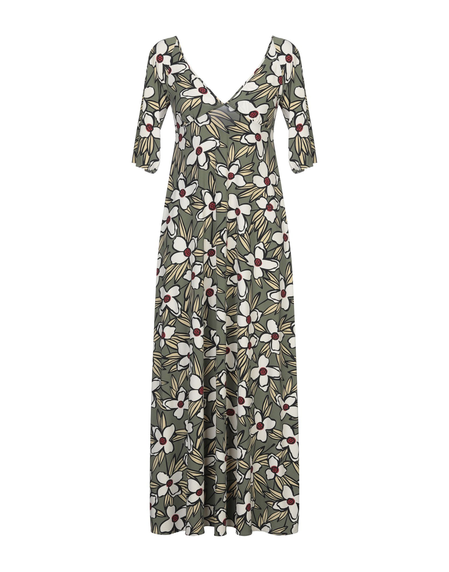 SIYU Платье длиной 3/4 centoquattro платье длиной 3 4