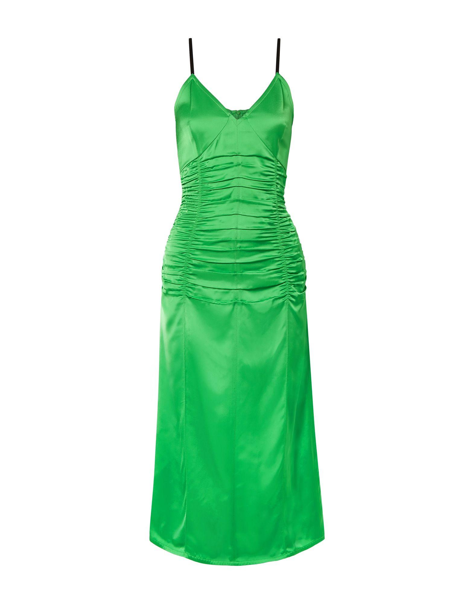 HELMUT LANG Платье длиной 3/4 цена 2017