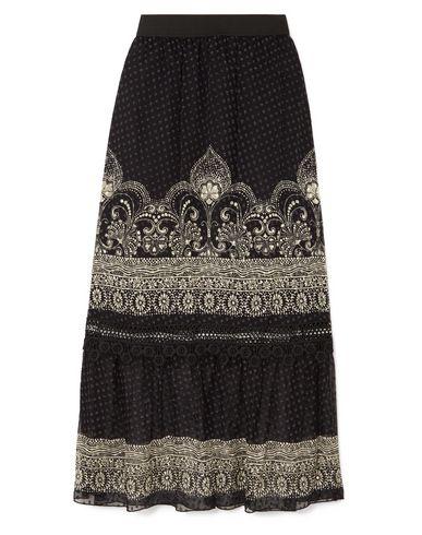 Длинная юбка Anna Sui