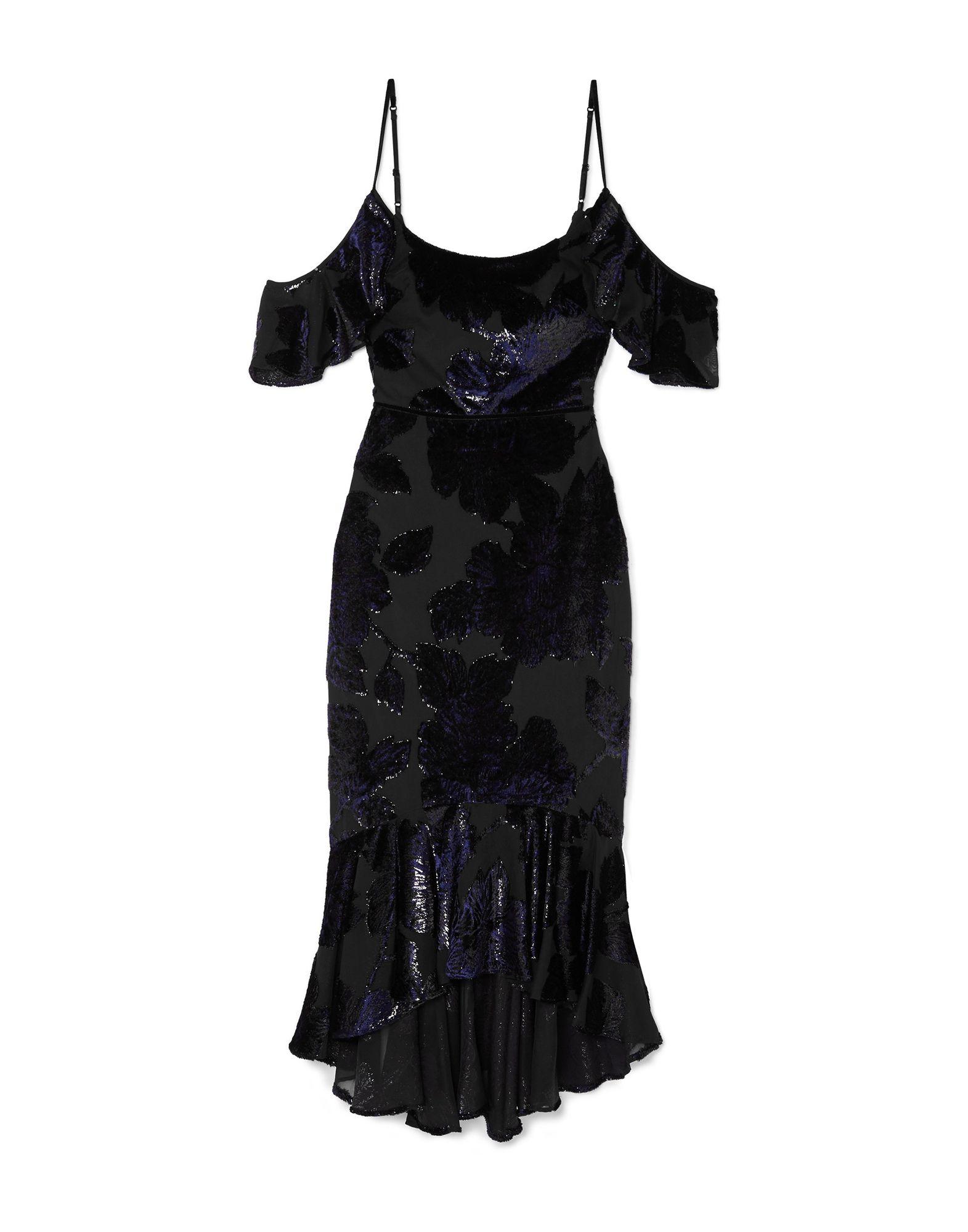 MARCHESA NOTTE Платье длиной 3/4