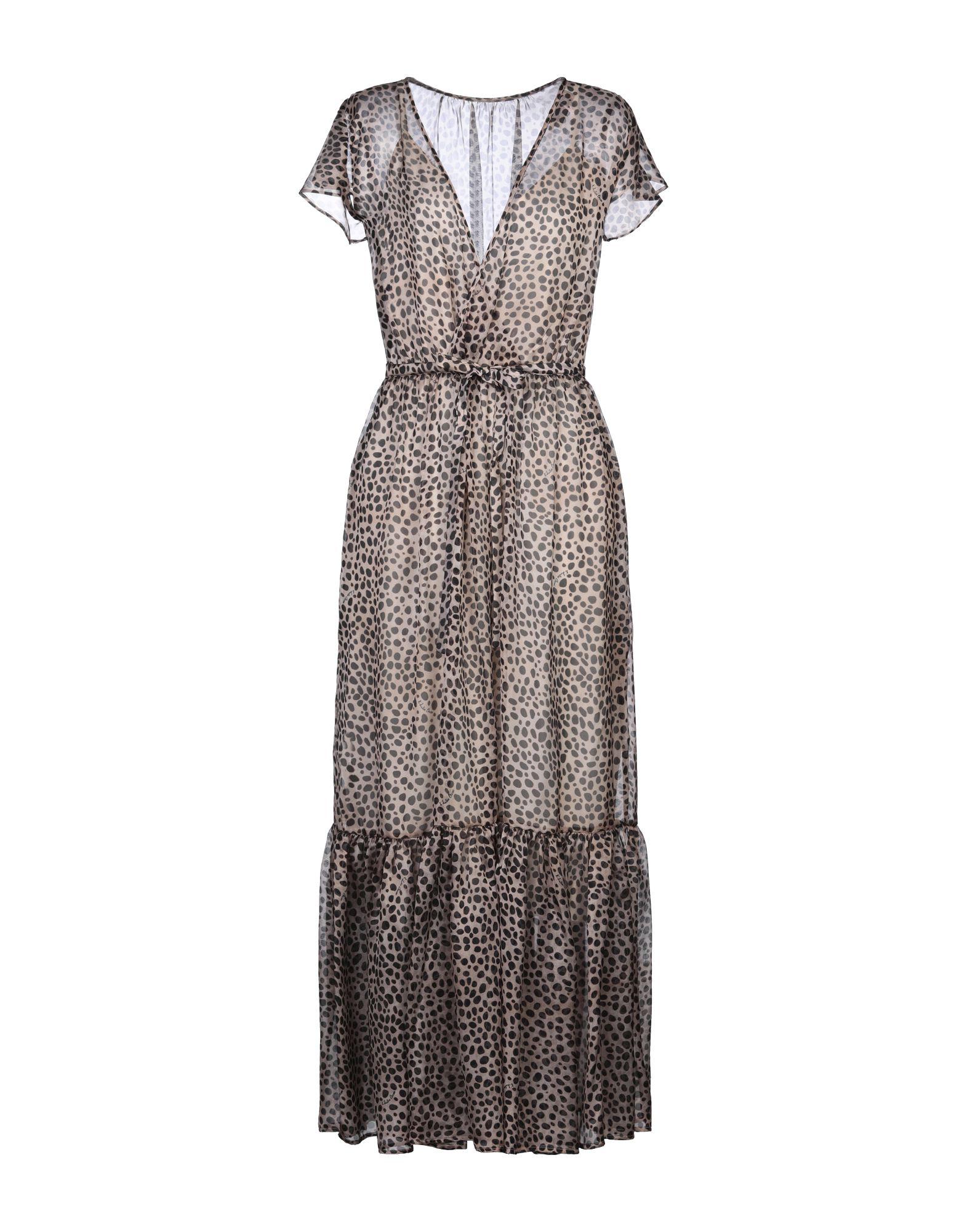 Фото - L' AUTRE CHOSE Длинное платье l a l a tex ranch wear длинное платье