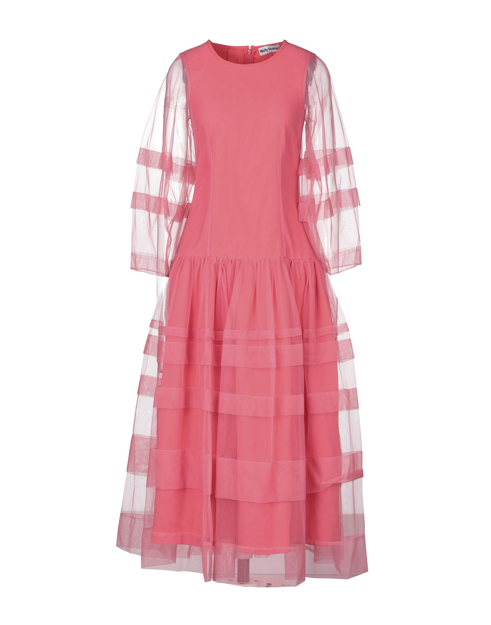 MOLLY GODDARD Платье длиной 3/4