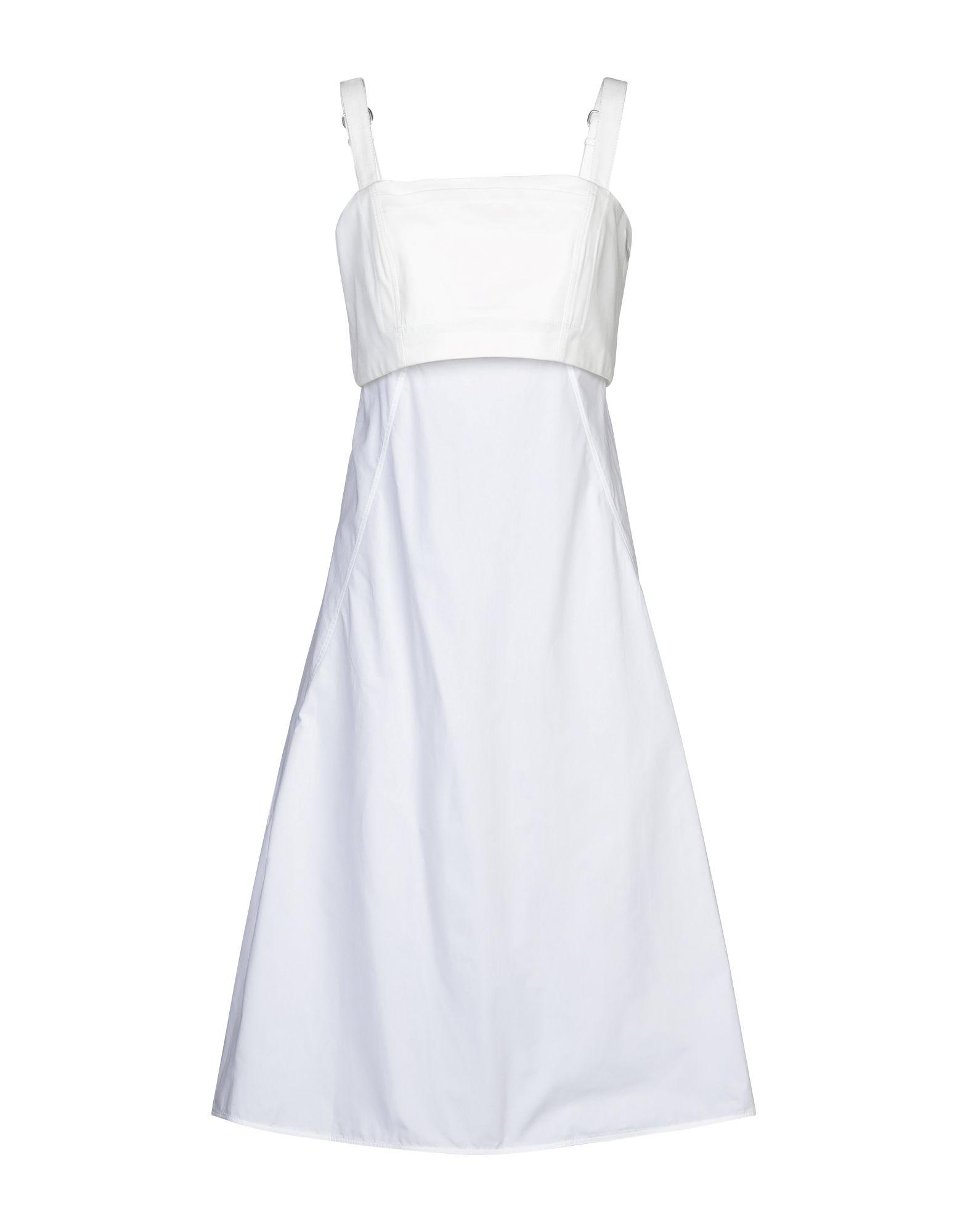 PROENZA SCHOULER Платье длиной 3/4