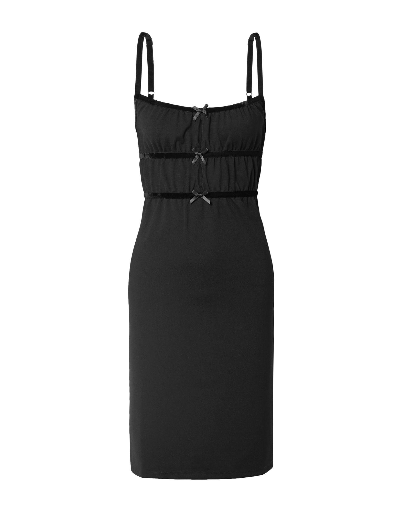 SOLID & STRIPED Короткое платье