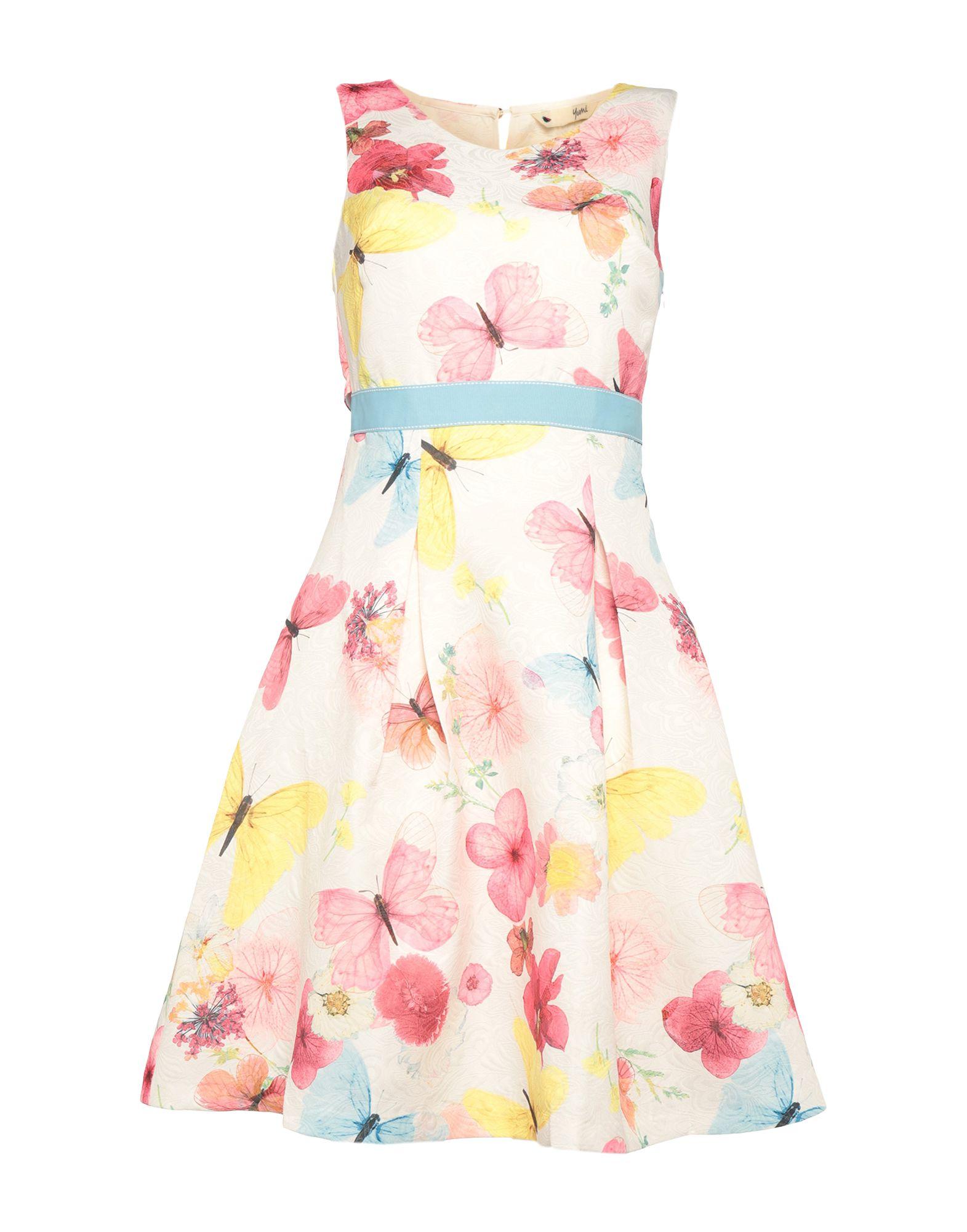 YUMI' Короткое платье