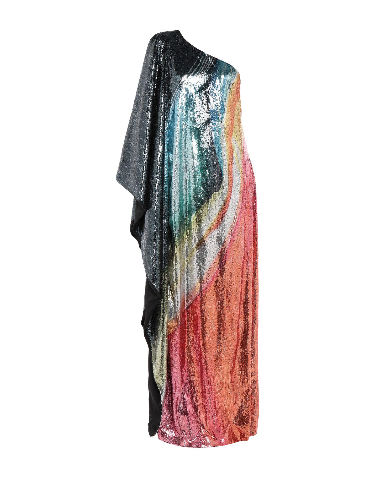 MARY KATRANTZOU Длинное платье