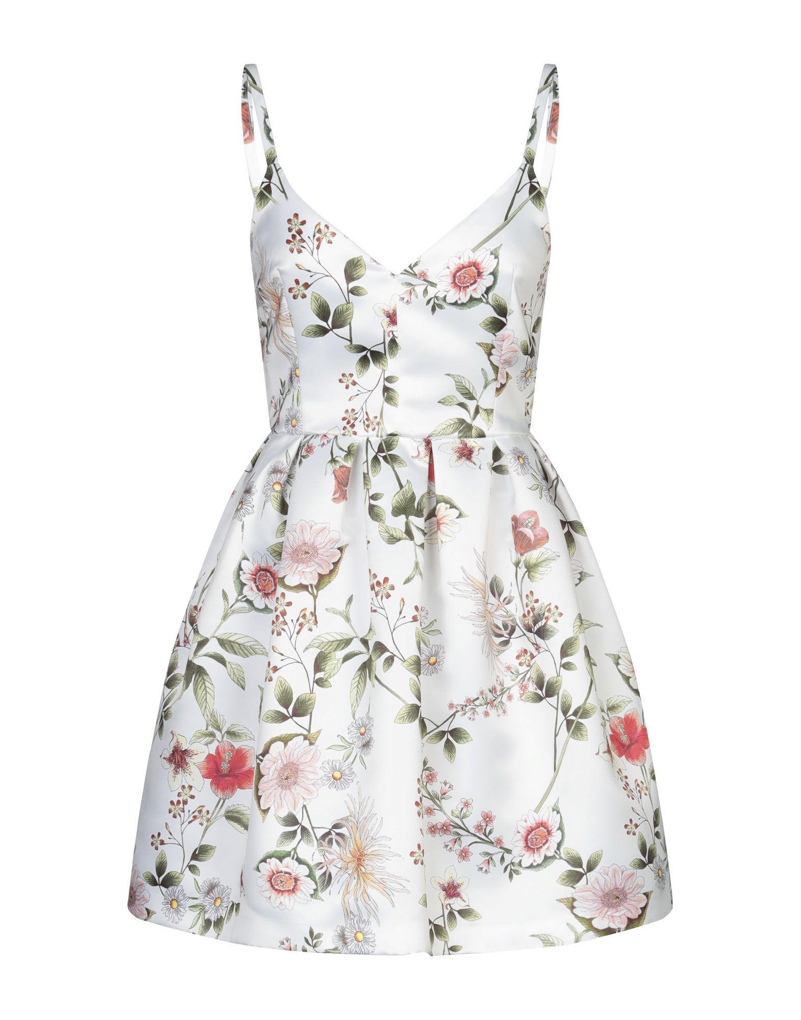 DIVE DIVINE Короткое платье