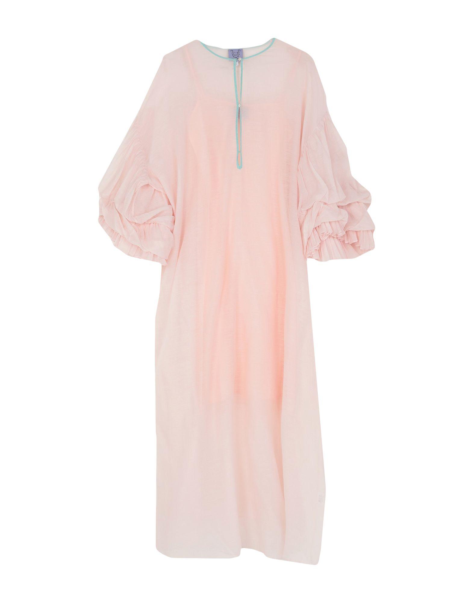 THIERRY COLSON Длинное платье thierry colson платье длиной 3 4