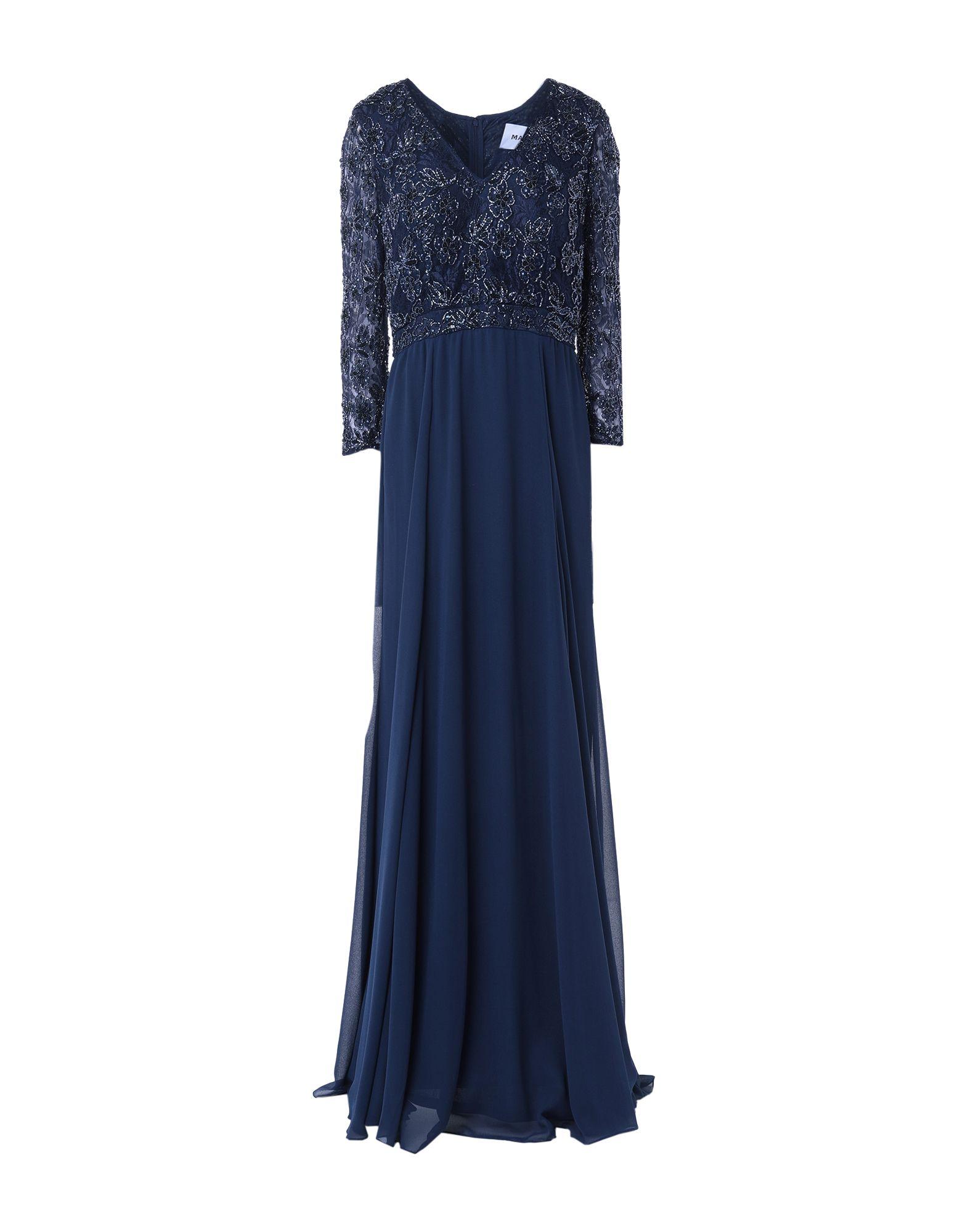 MARFIL Длинное платье