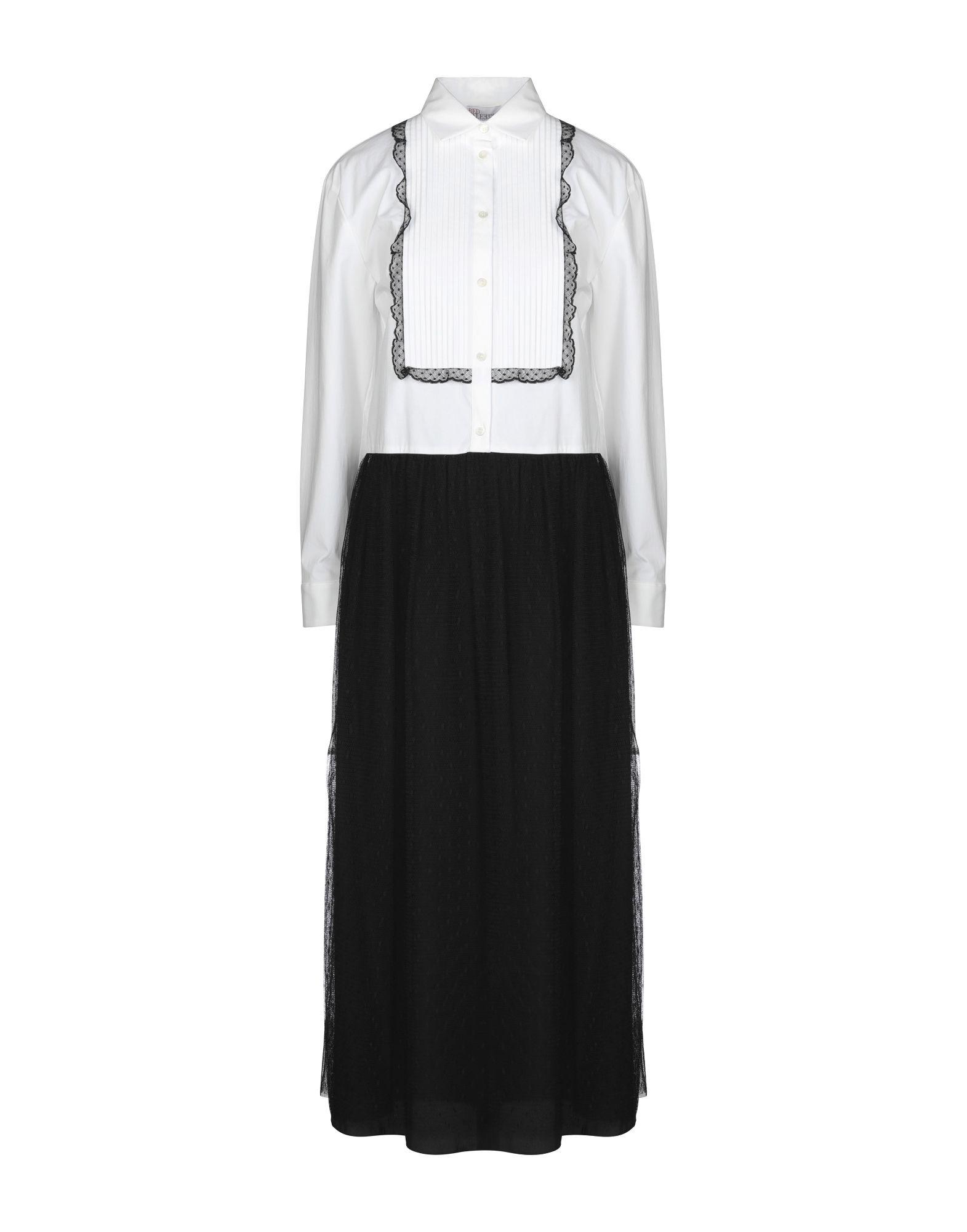 REDValentino Длинное платье