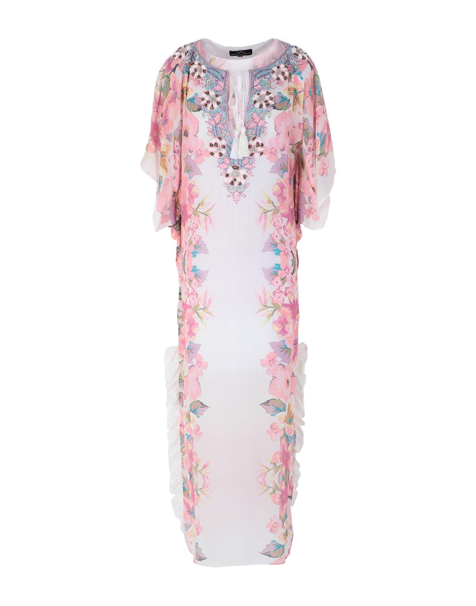 MIRIAM STELLA Длинное платье недорого