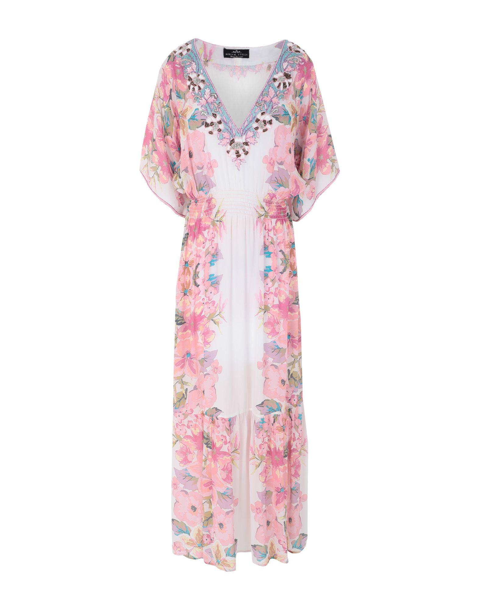 MIRIAM STELLA Длинное платье