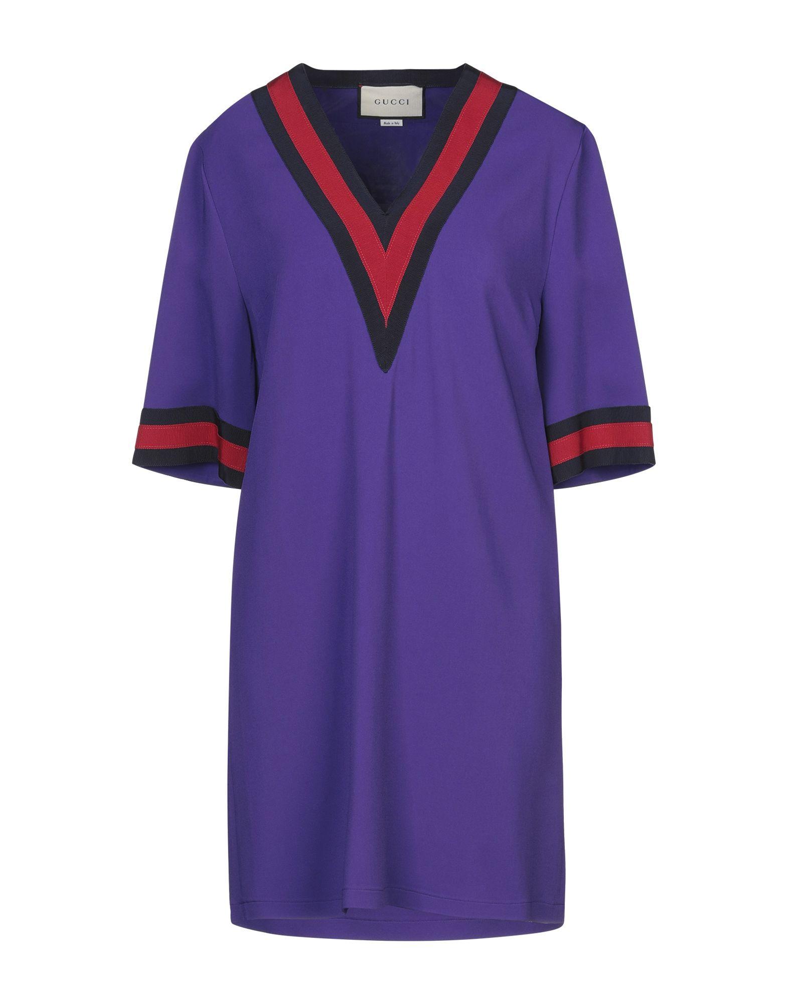 GUCCI Короткое платье платье gucci junior платье