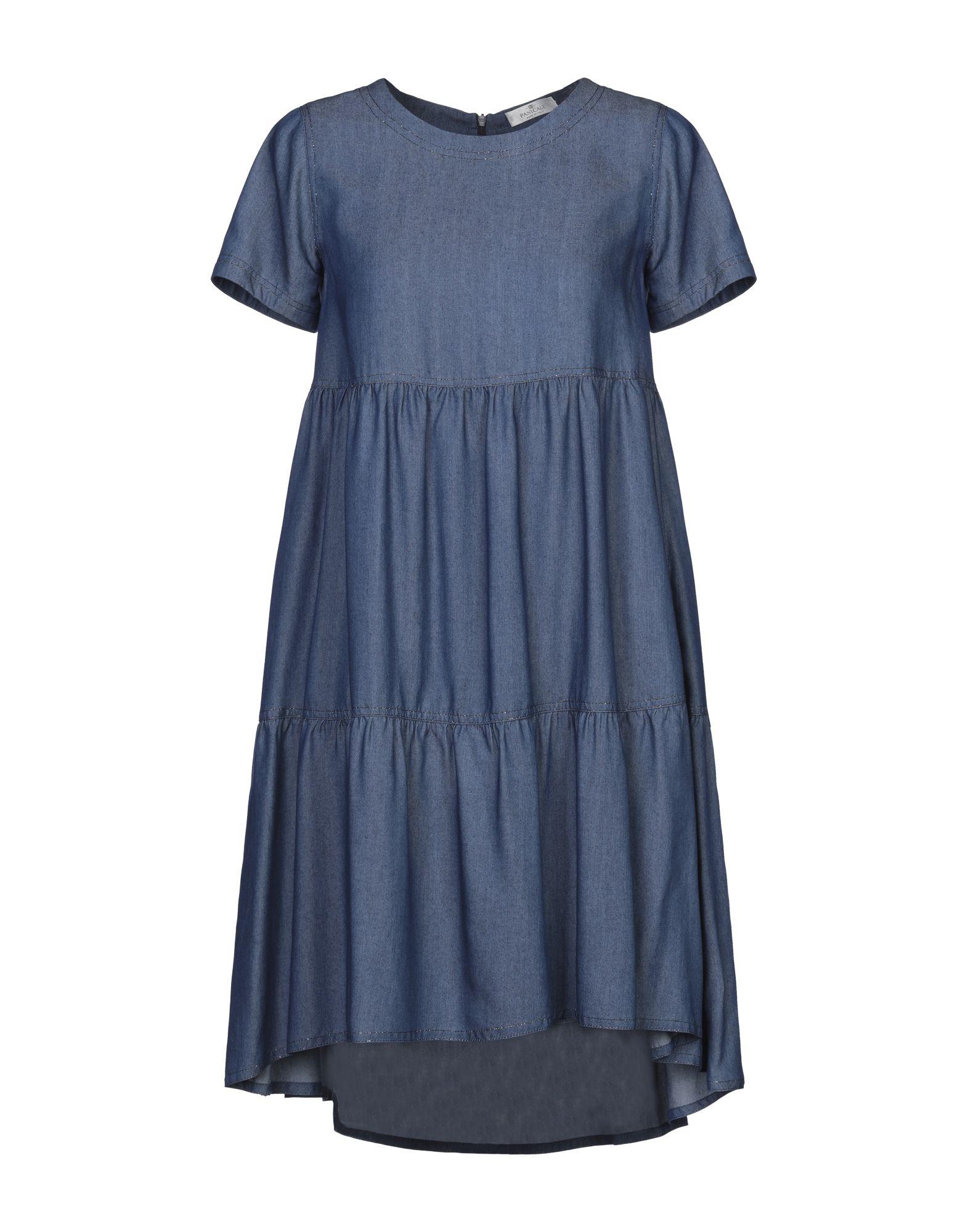 PANICALE Короткое платье