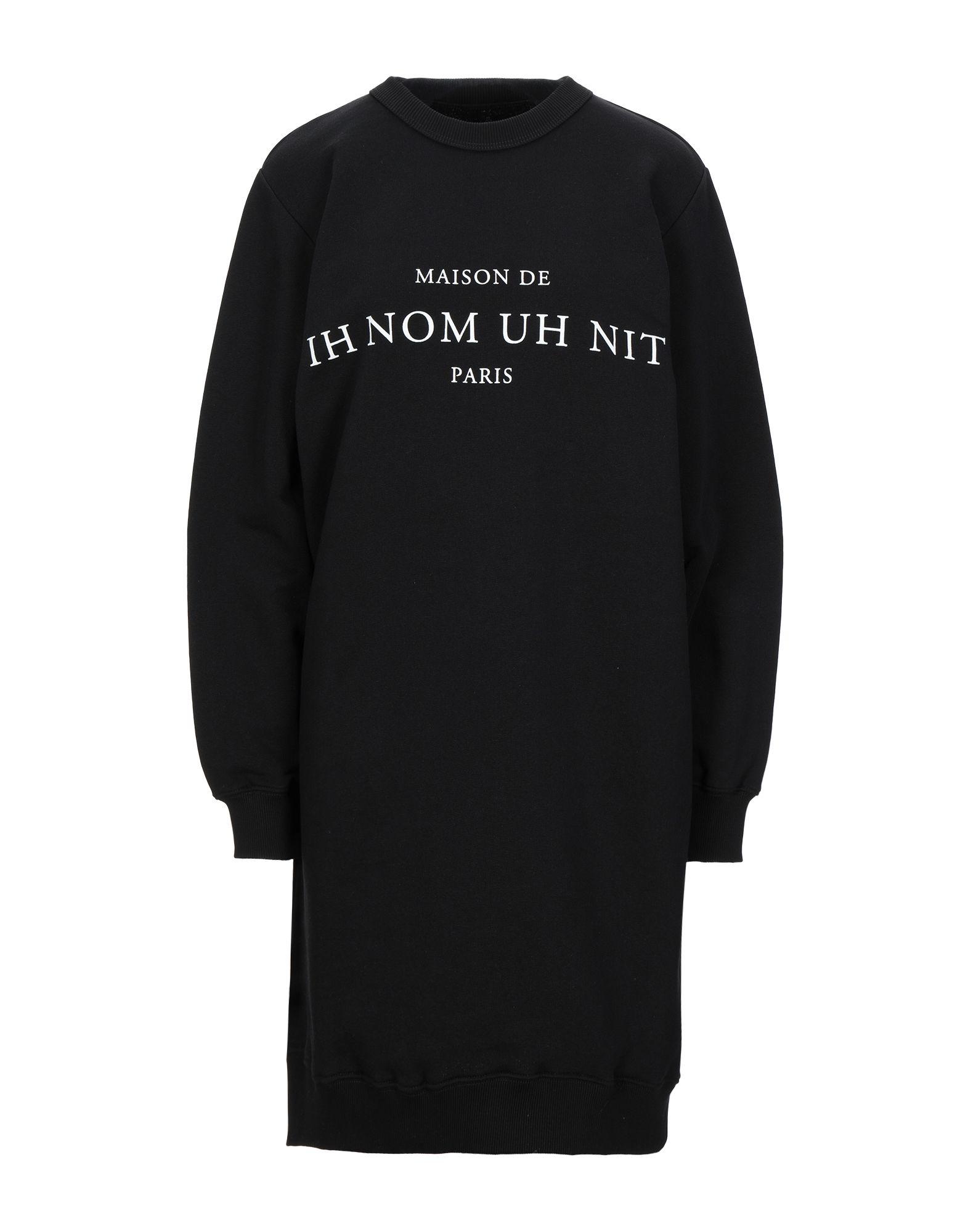IH NOM UH NIT Короткое платье
