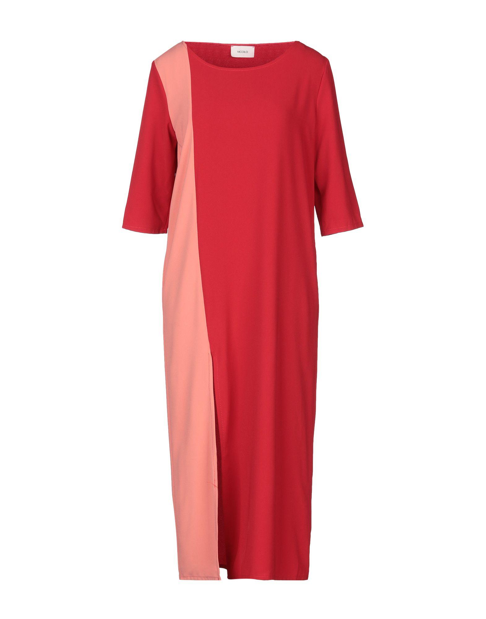 VICOLO Платье длиной 3/4