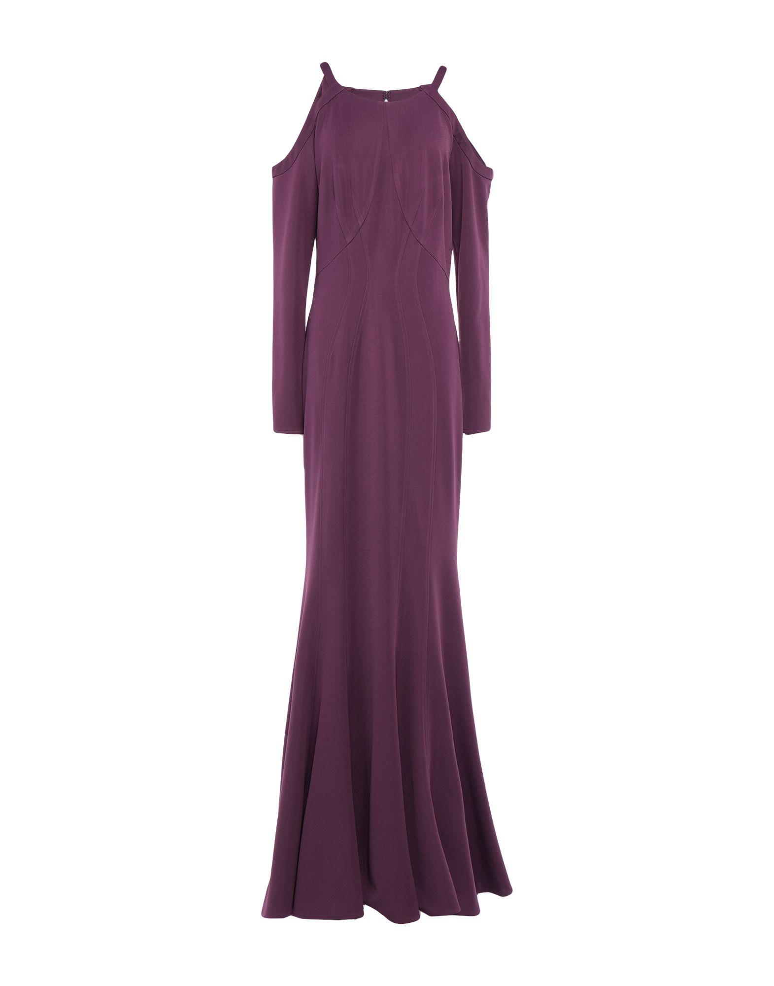 ZAC ZAC POSEN Длинное платье