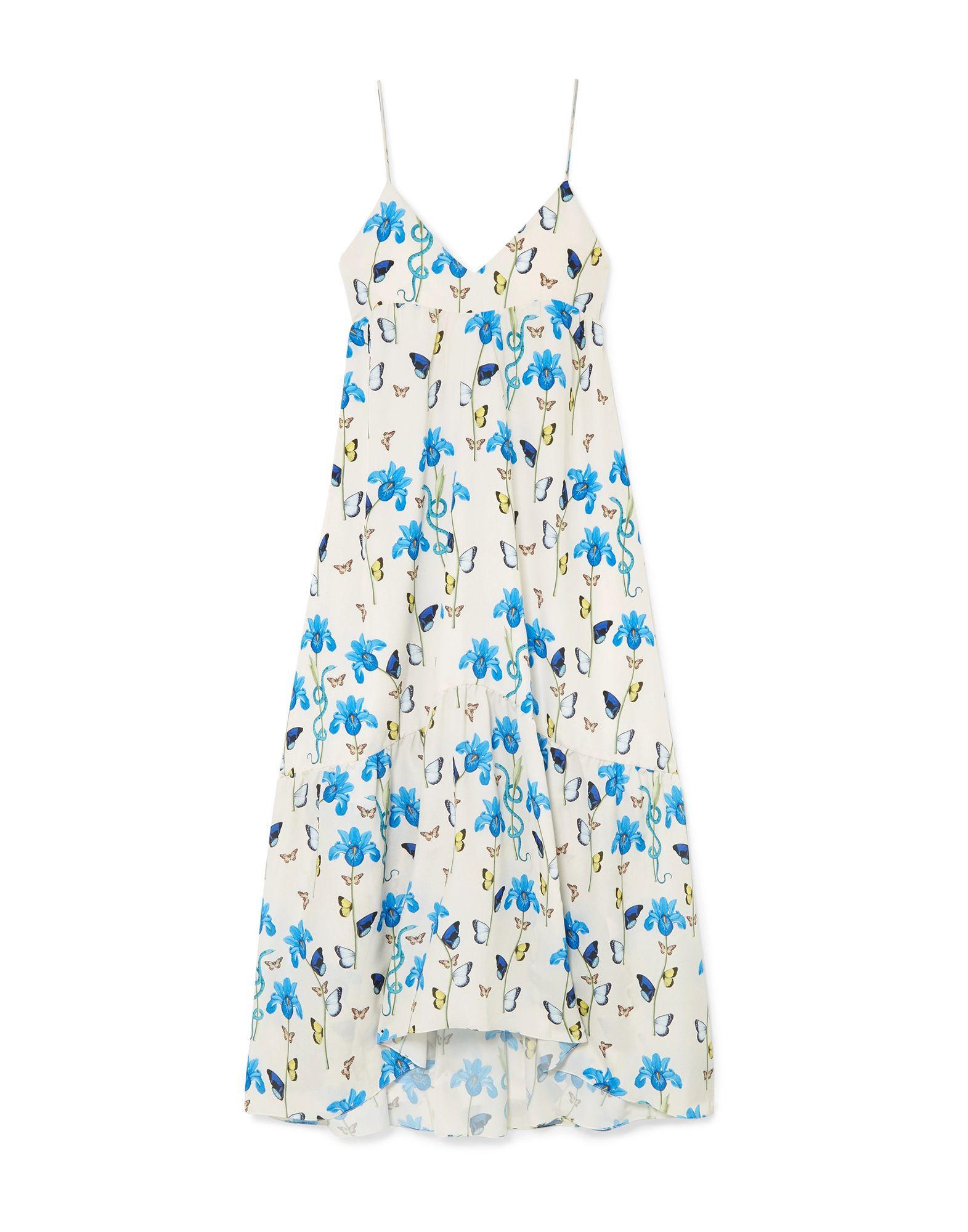 BORGO DE NOR Платье длиной 3/4 цены онлайн