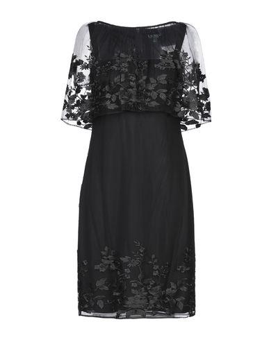 Фото - Платье до колена от LAUREN RALPH LAUREN черного цвета