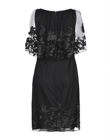 Фото 2 - Платье до колена от LAUREN RALPH LAUREN черного цвета
