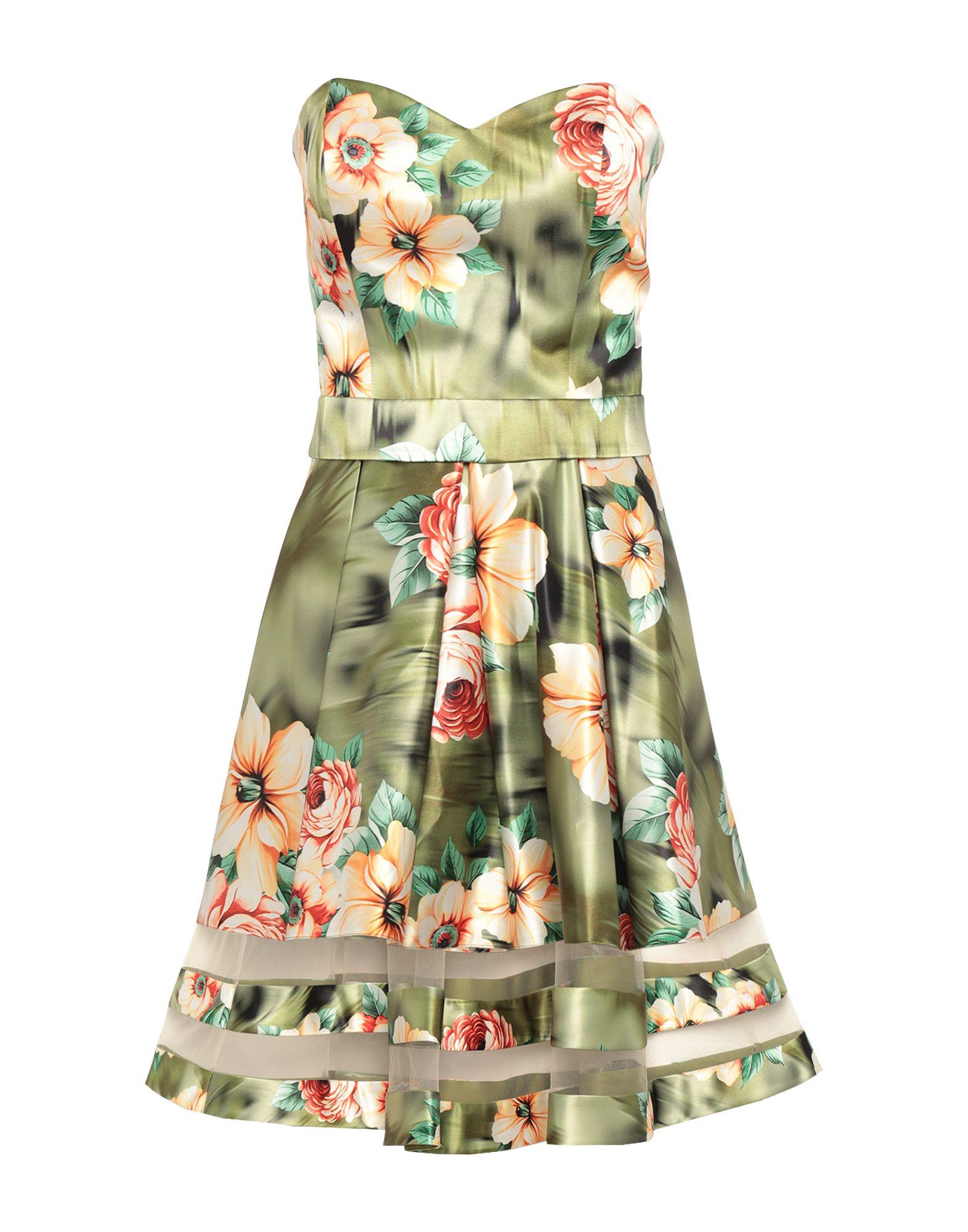 CARLO PIGNATELLI CERIMONIA Короткое платье