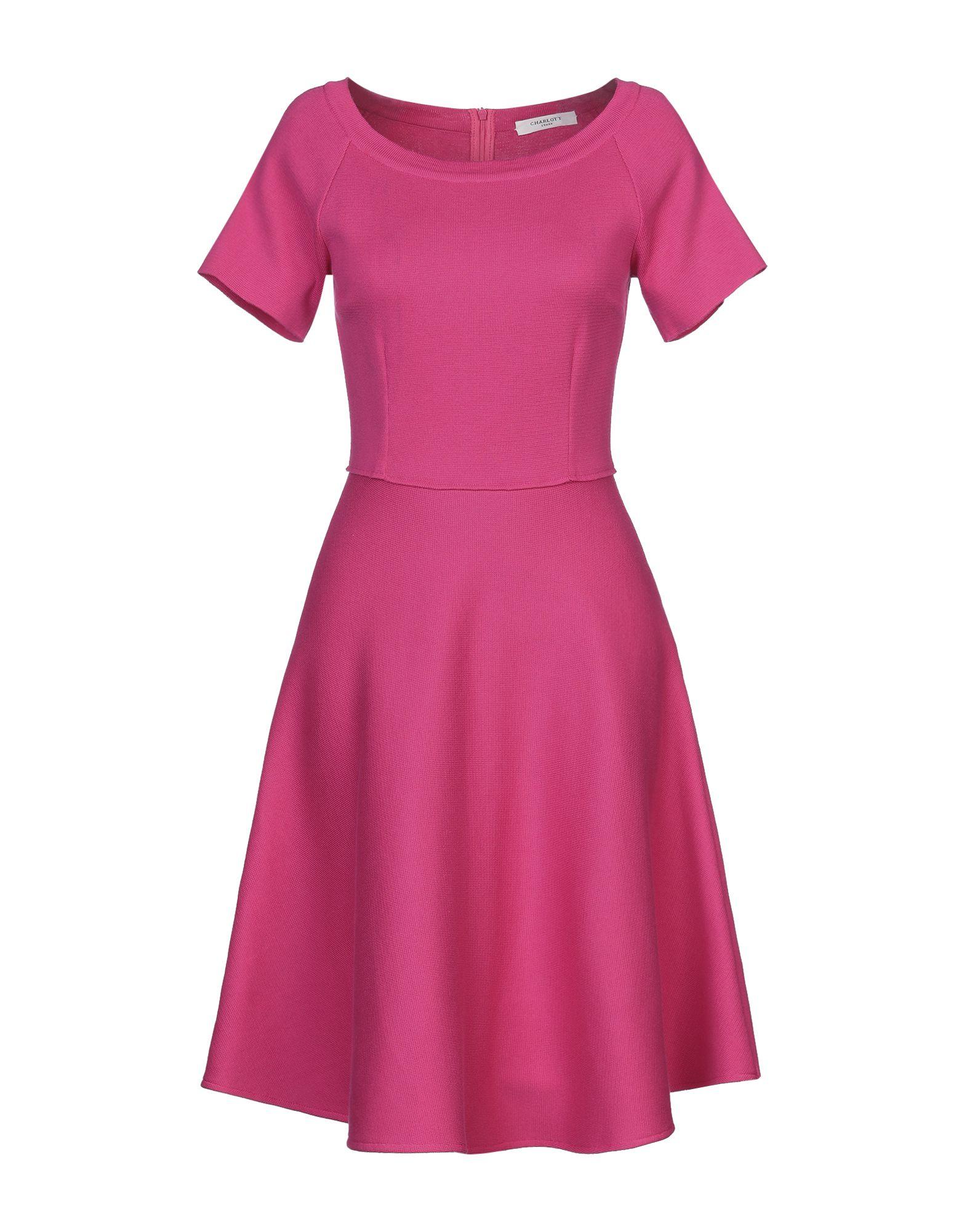 CHARLOTT Платье до колена