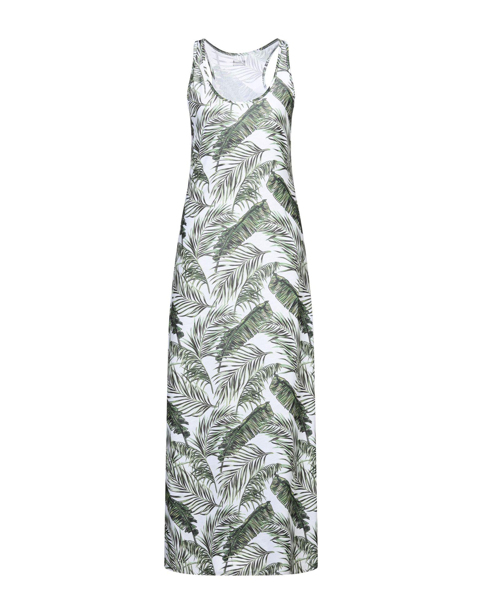 F**K PROJECT Длинное платье