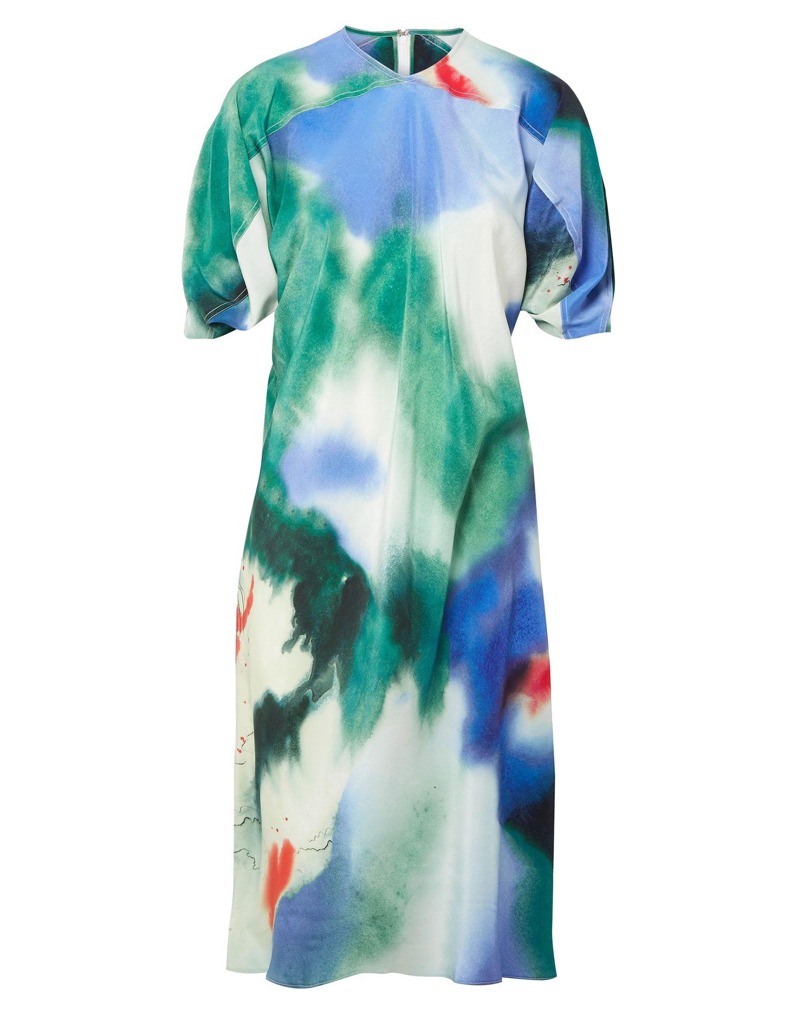 Фото - LEMAIRE Платье миди lemaire длинное платье