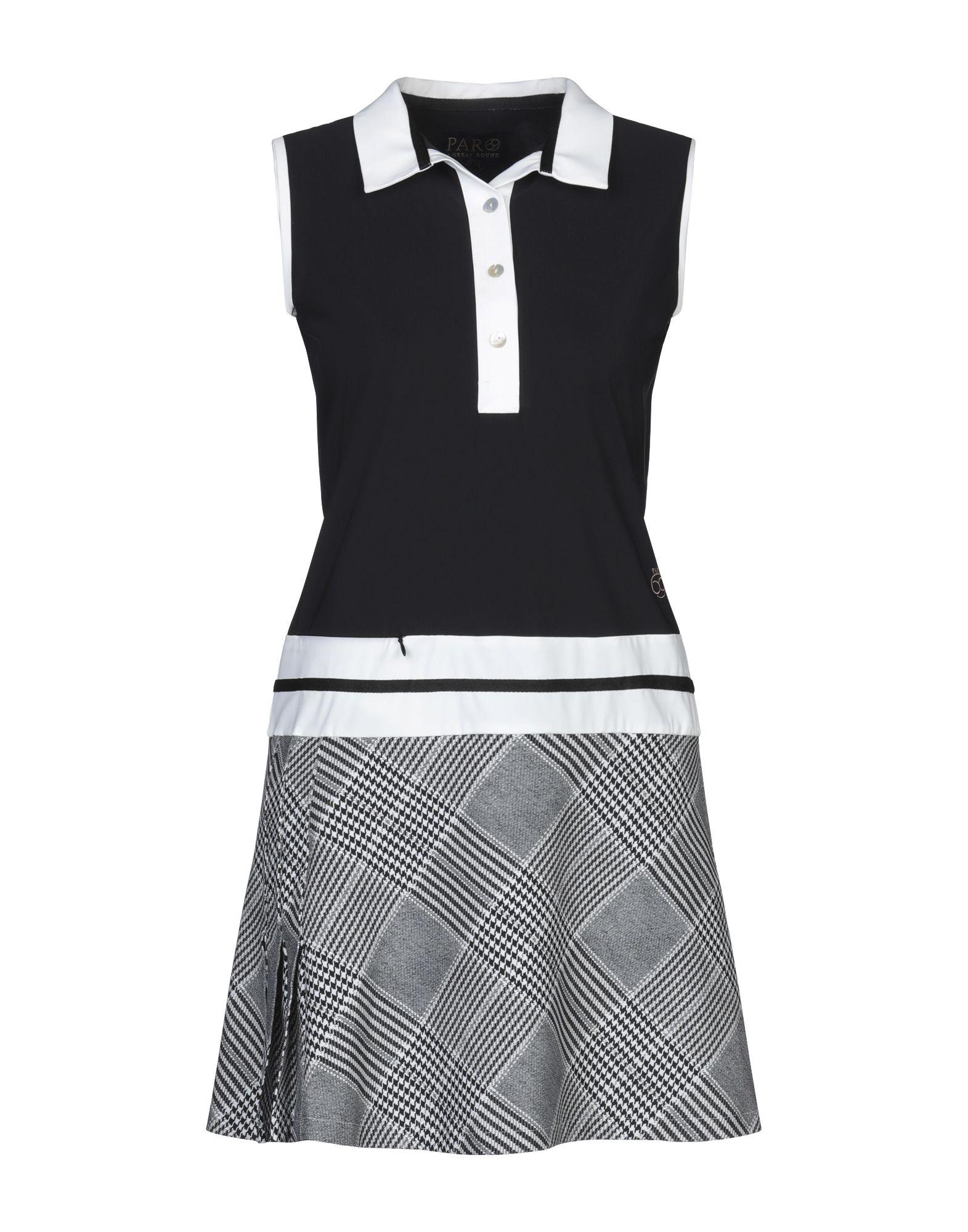 PAR69 Короткое платье