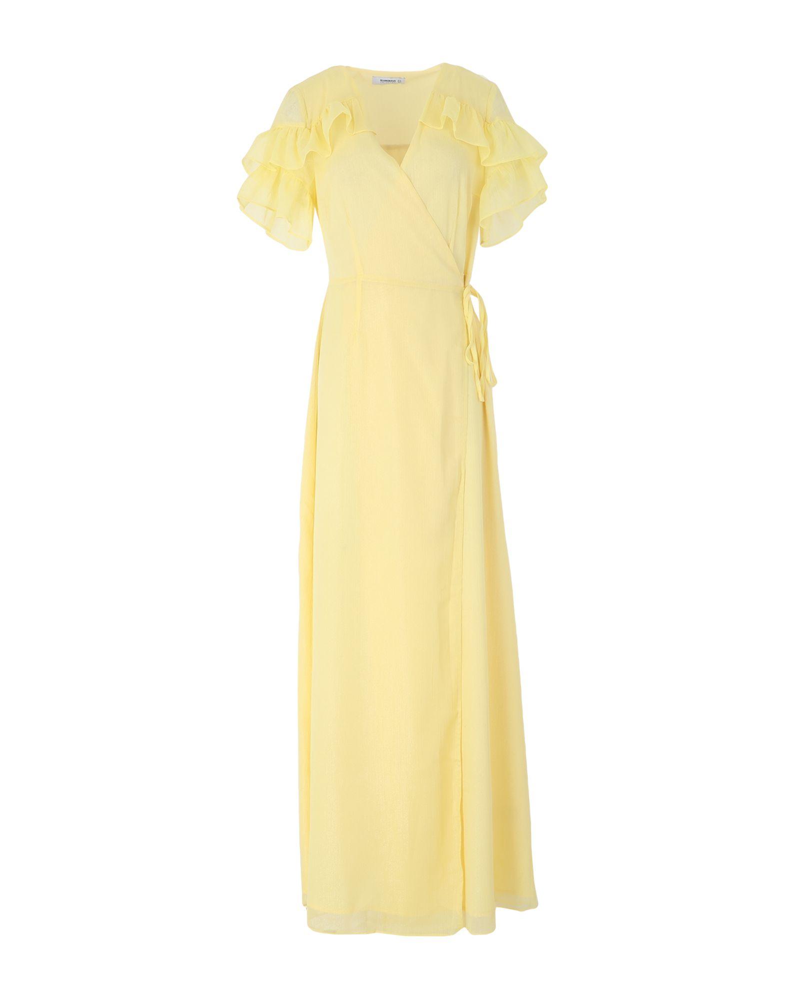 GLAMOROUS Длинное платье