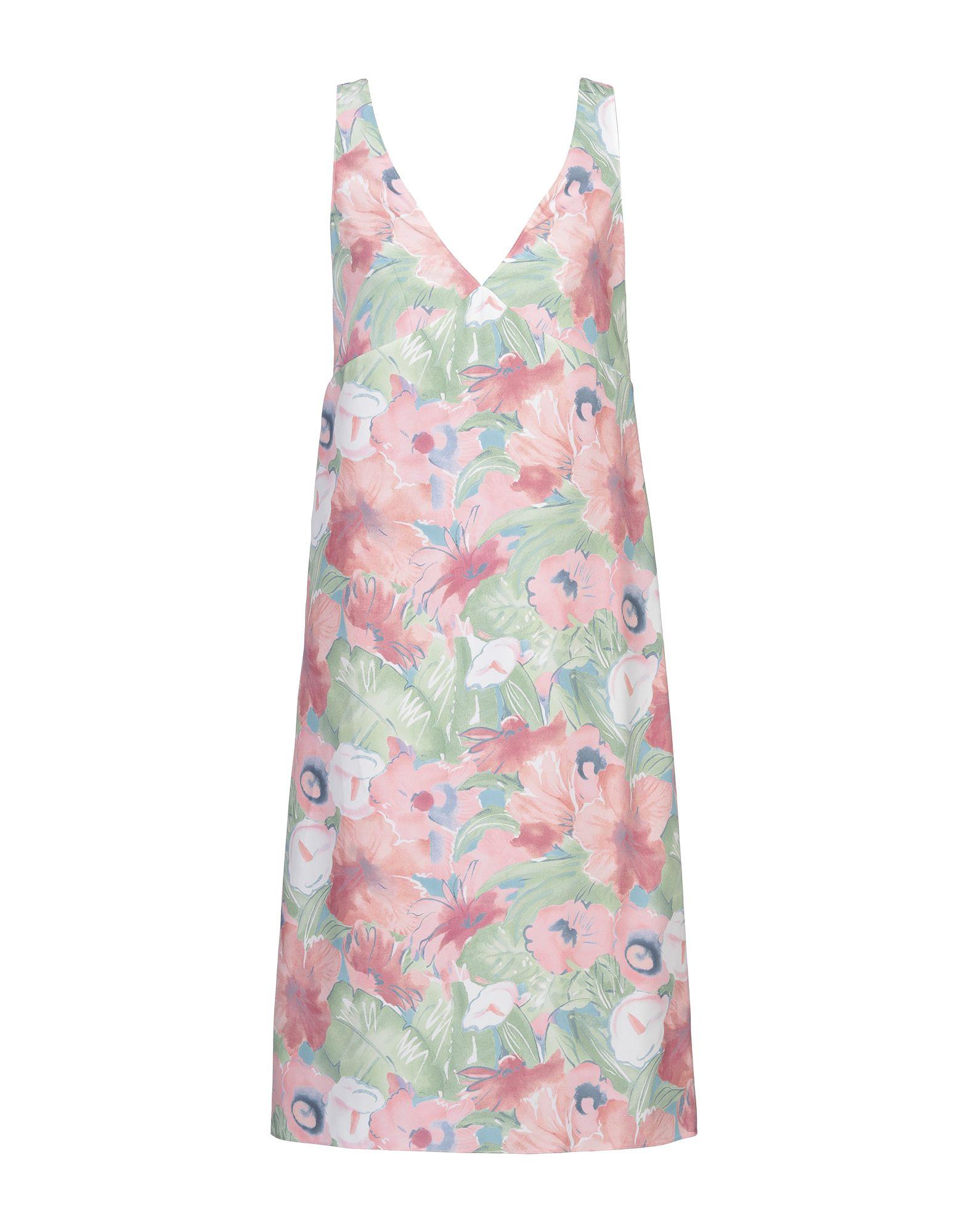 PLAN C Платье до колена