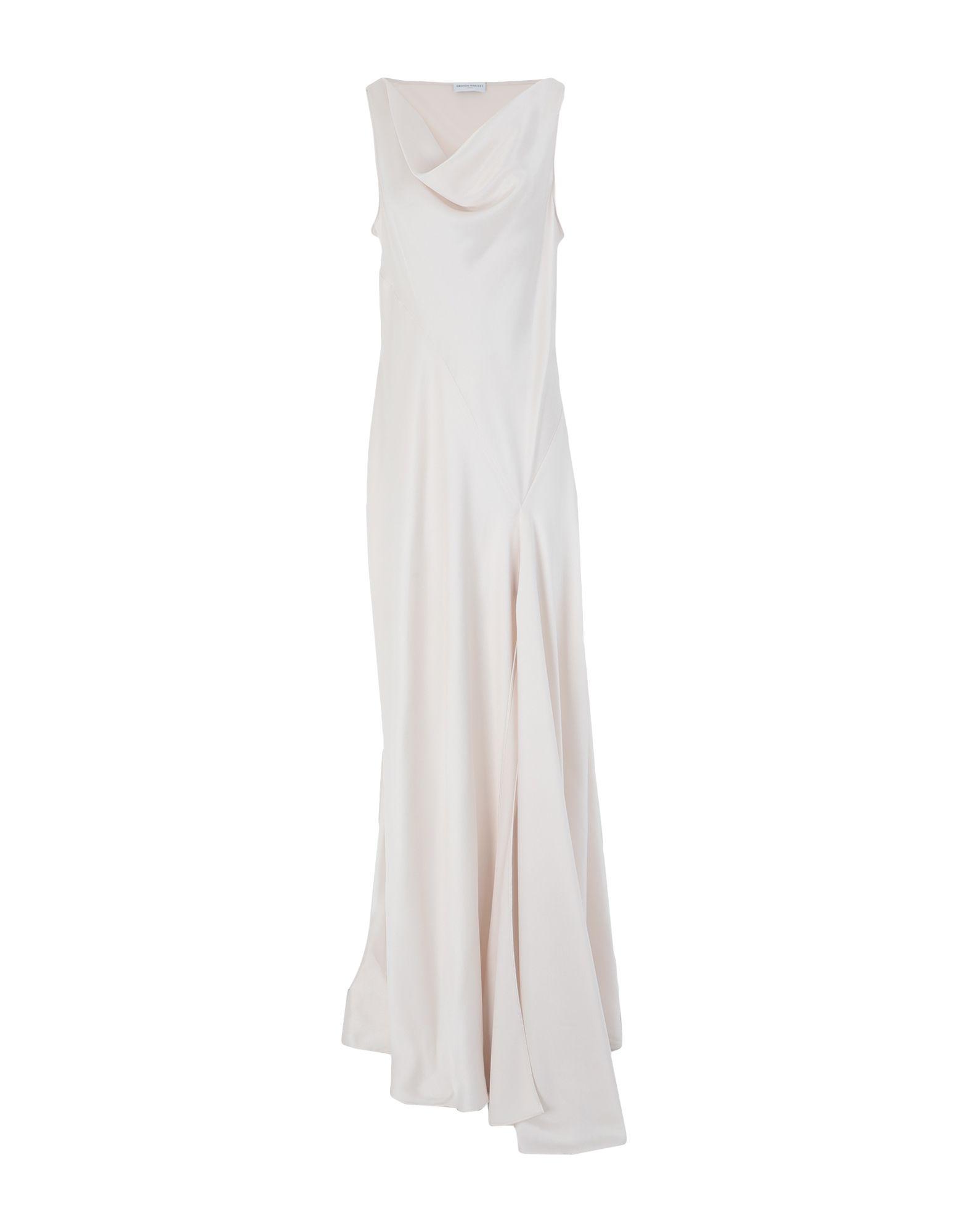 AMANDA WAKELEY Длинное платье