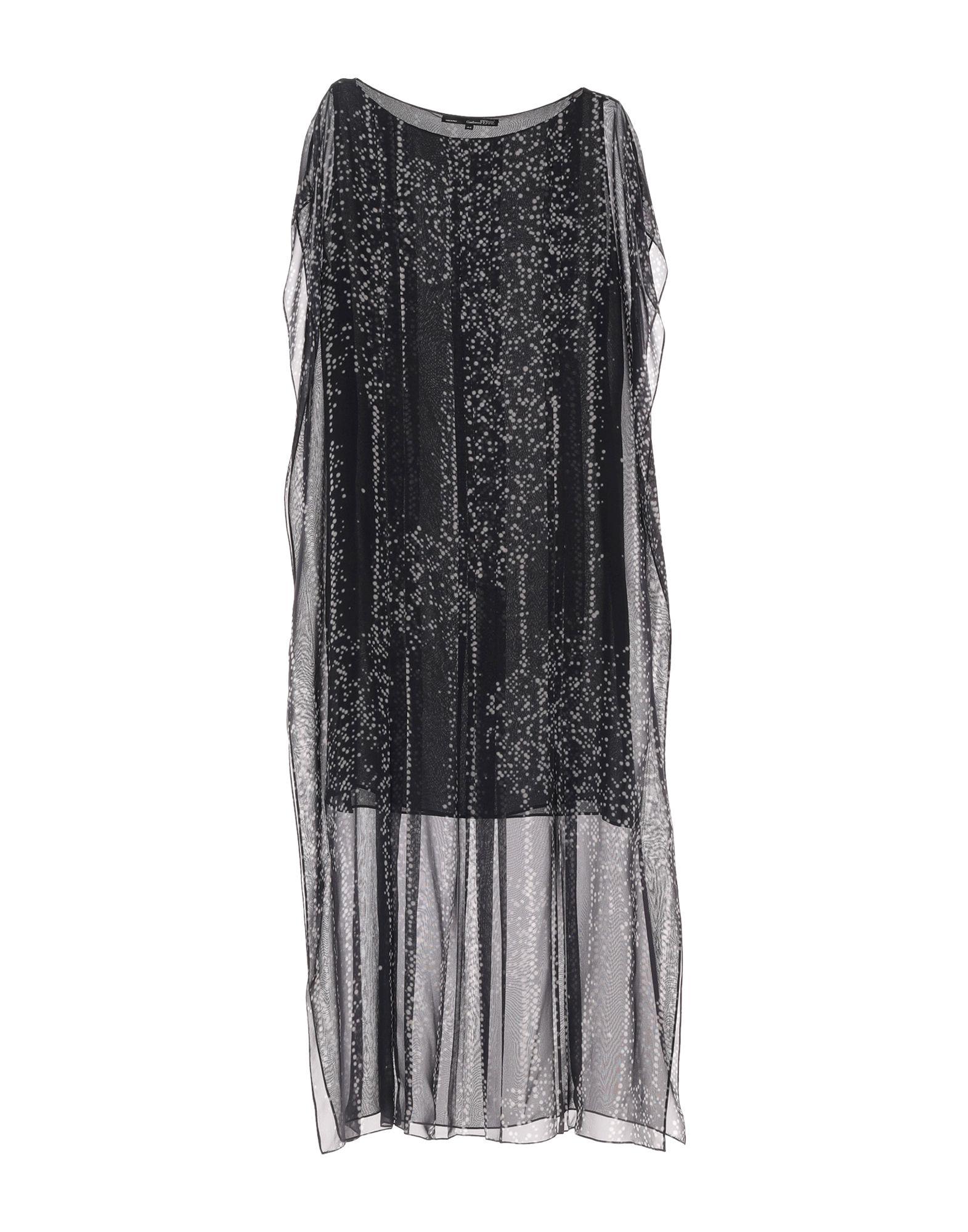 GIANFRANCO FERRE' Длинное платье