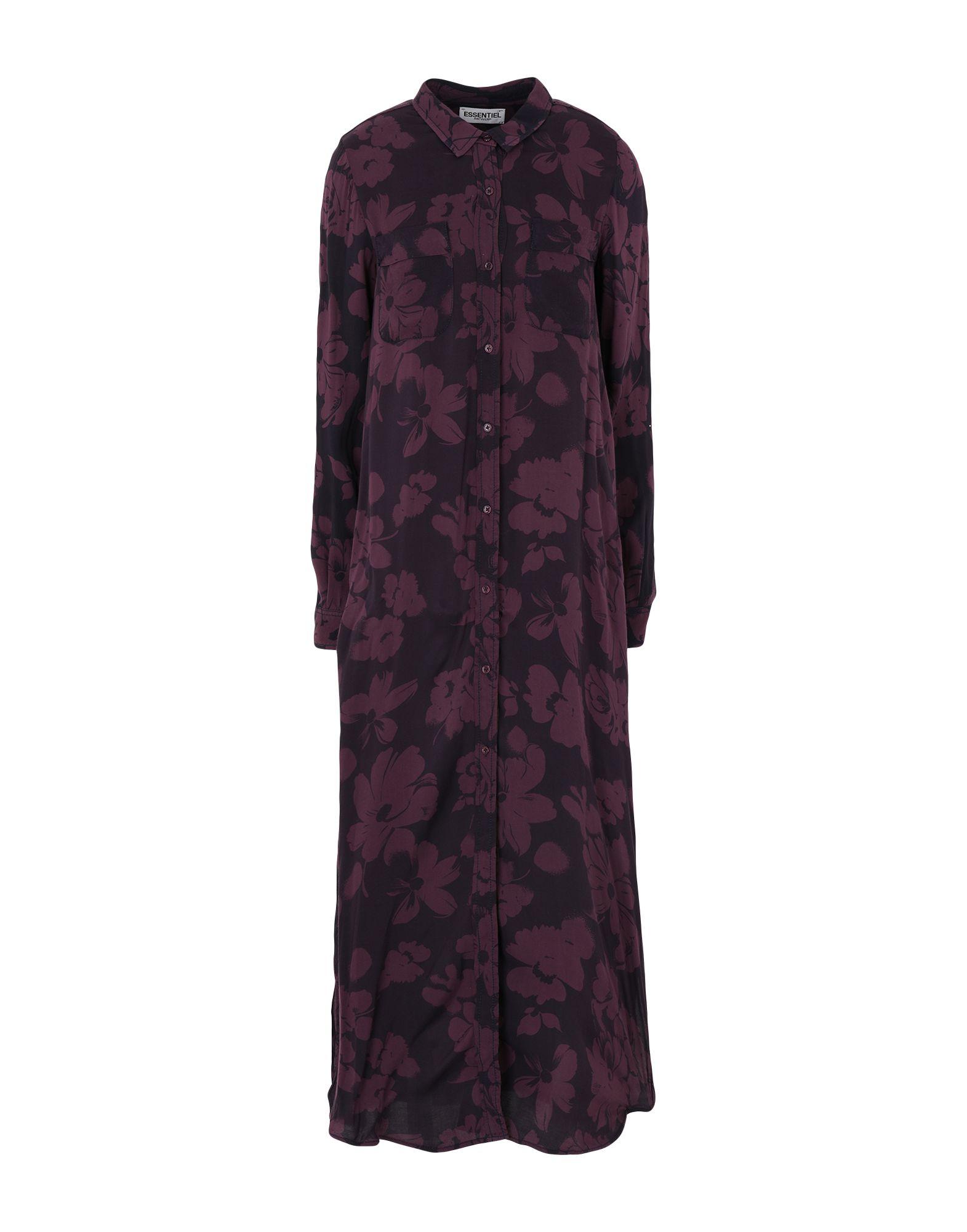 ESSENTIEL ANTWERP Длинное платье