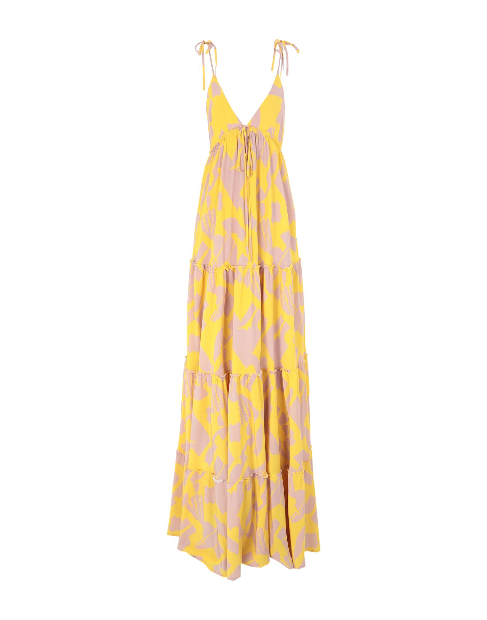 SLY010 Длинное платье