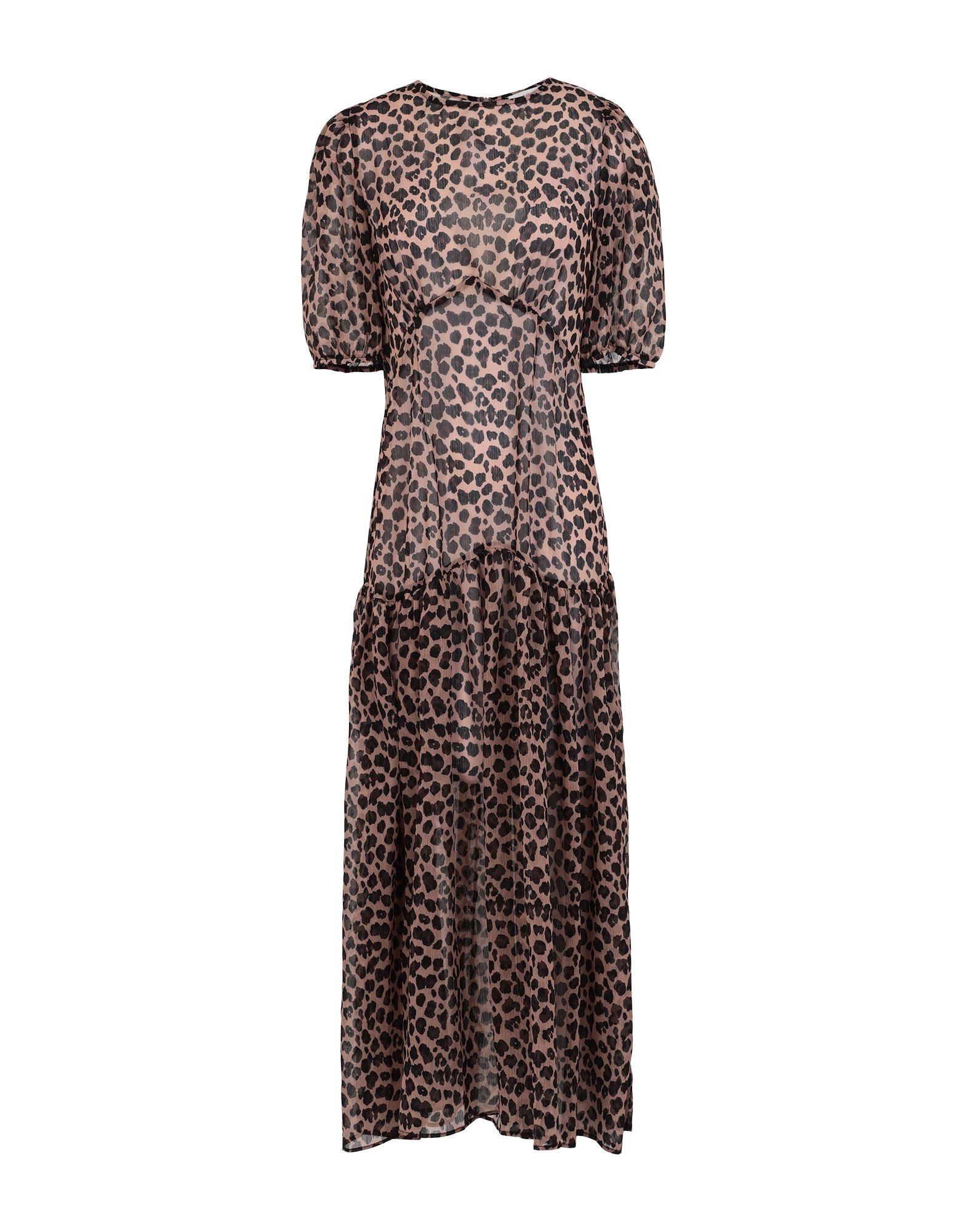 NEVER FULLY DRESSED Длинное платье