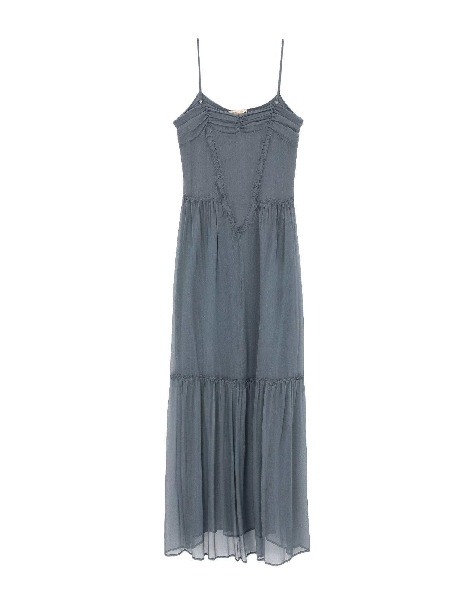 MET JEANS Длинное платье