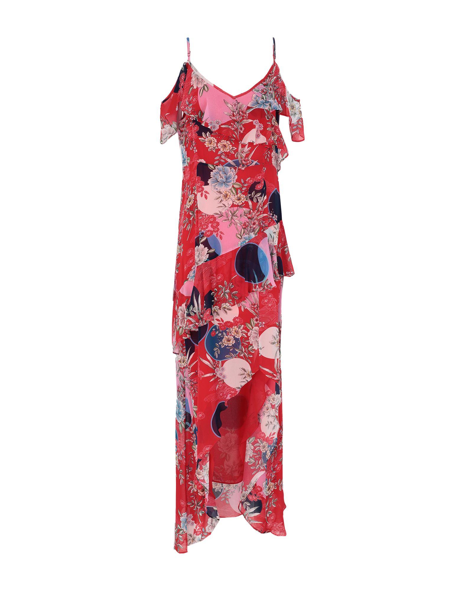 JADICTED Длинное платье