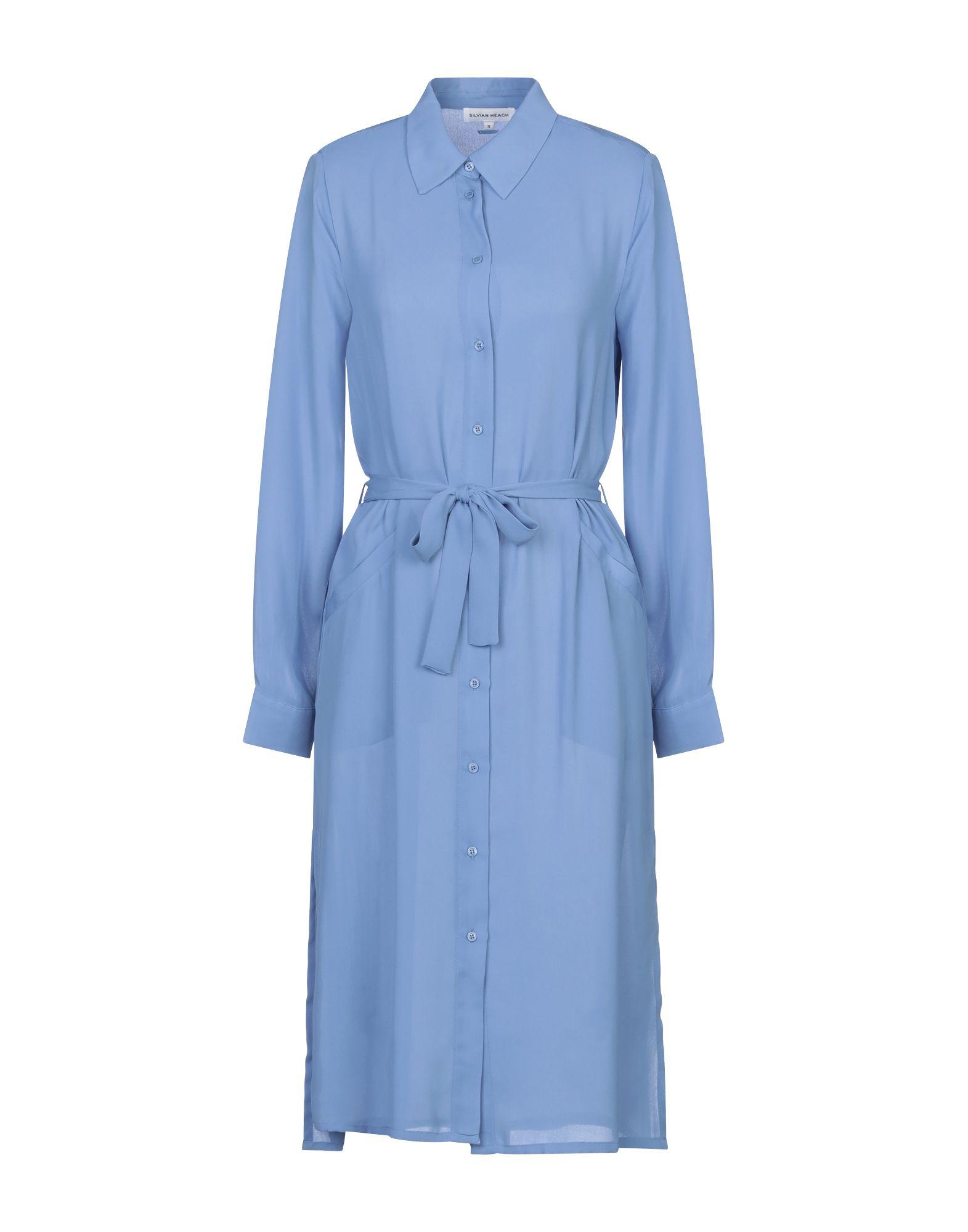 SILVIAN HEACH Платье до колена