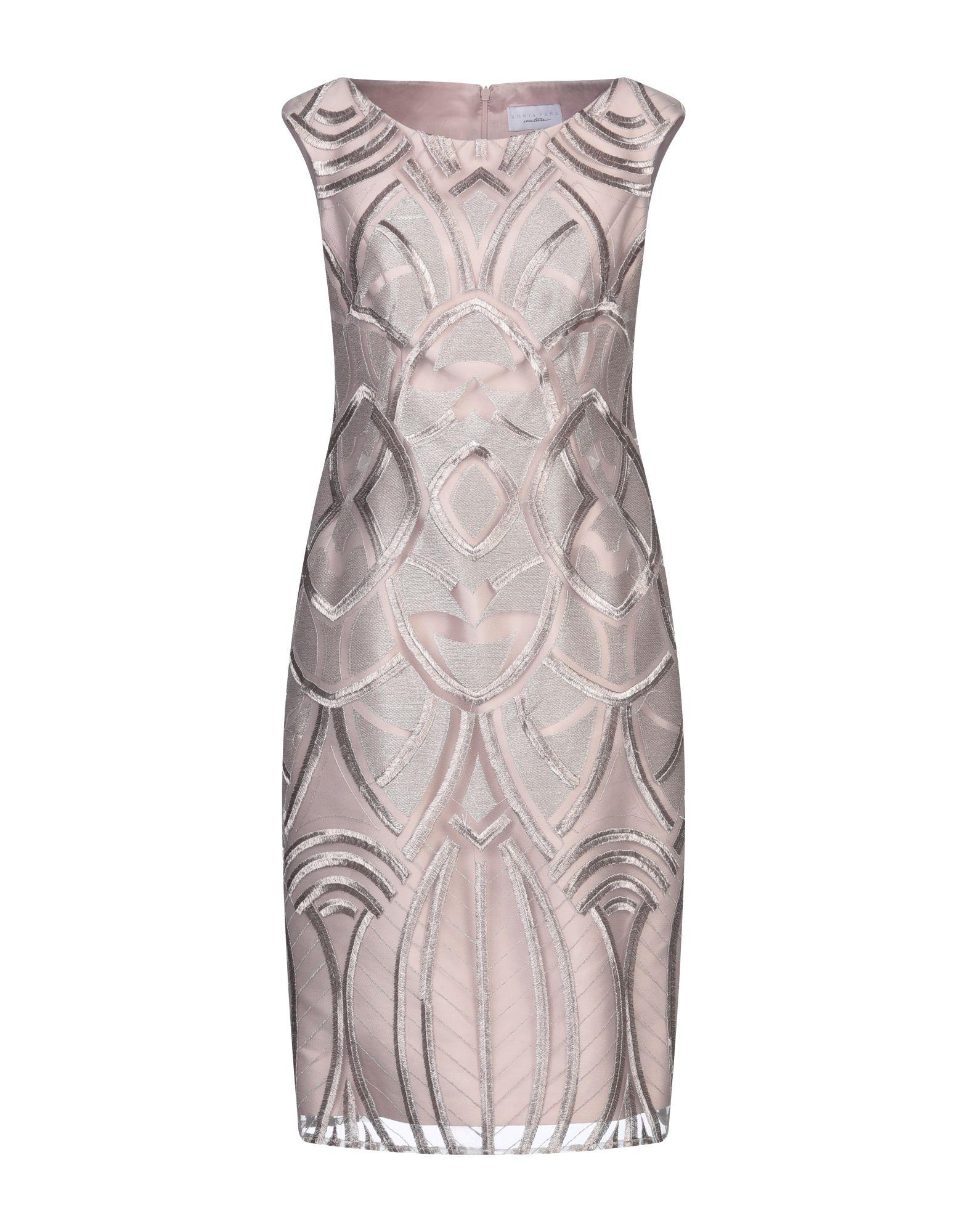SONIA PEÑA COUTURE Платье до колена