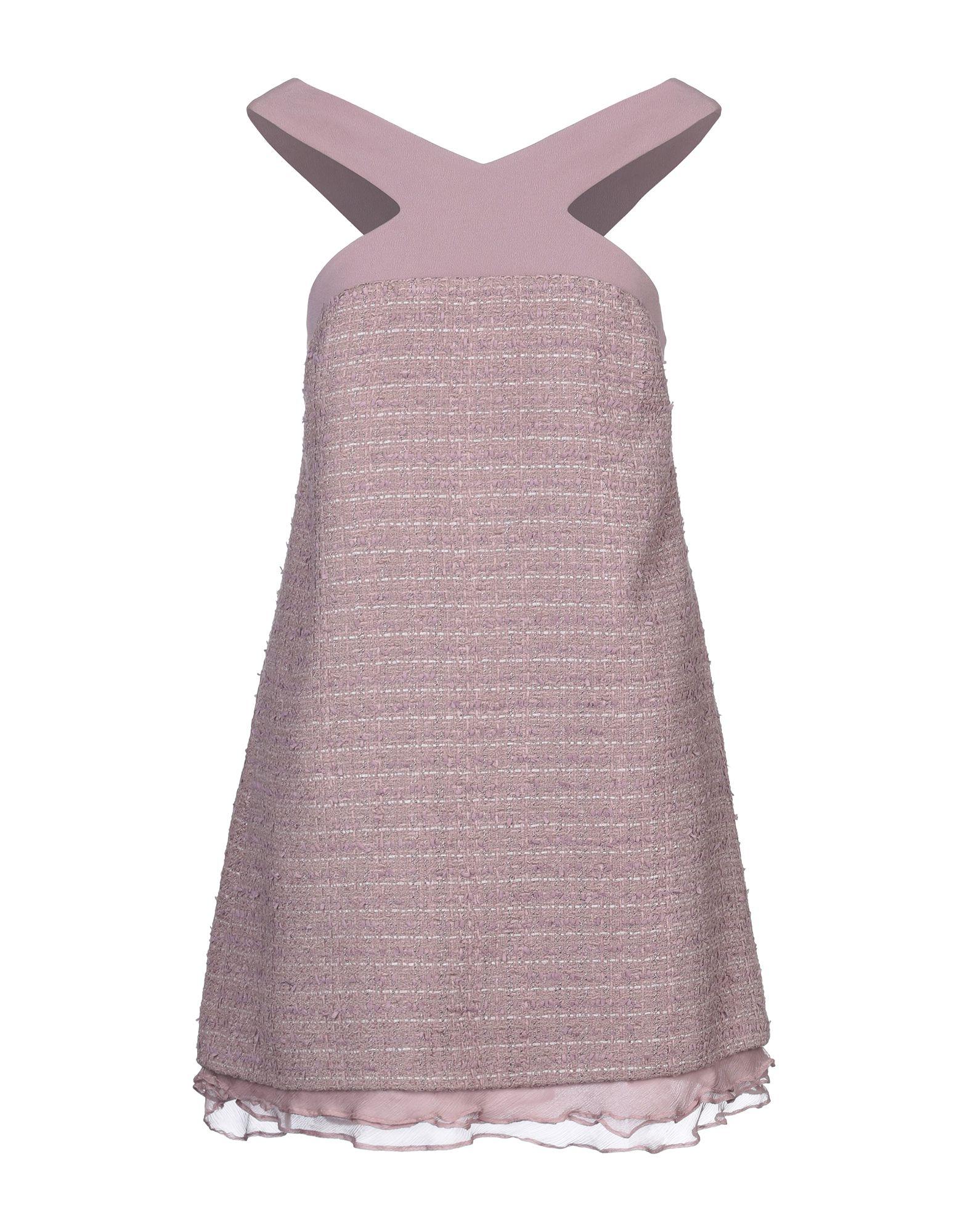 LIST Короткое платье