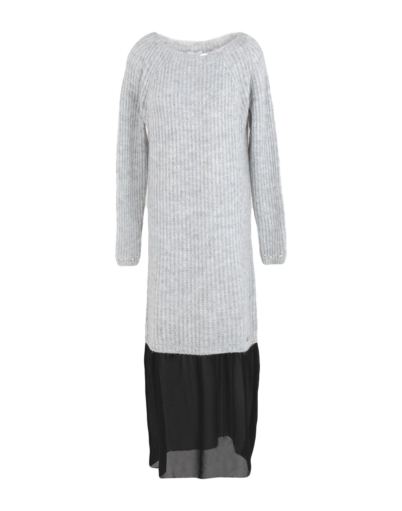 LFDL LA FABBRICA DELLA LANA Платье длиной 3/4