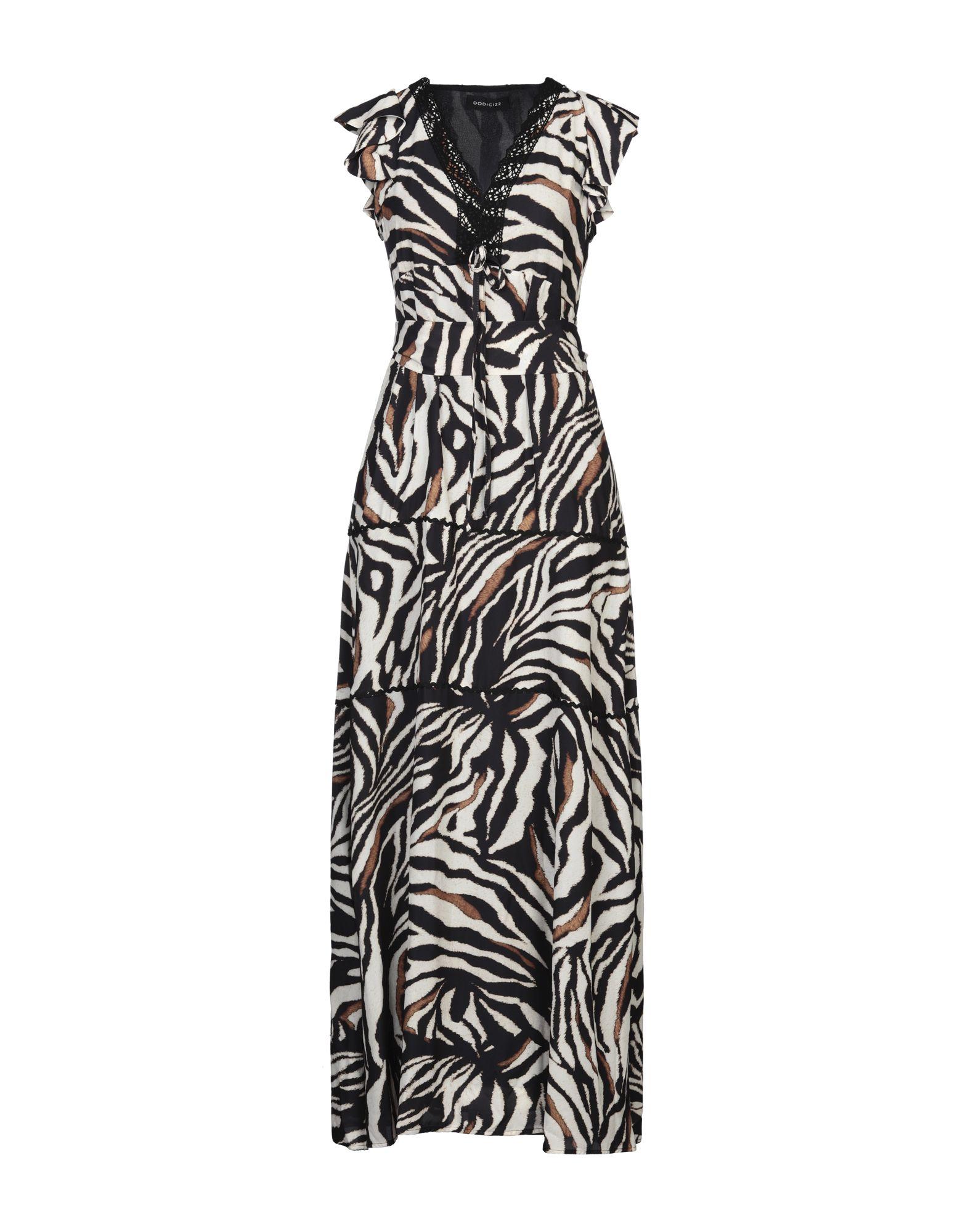 DODICI22 Длинное платье