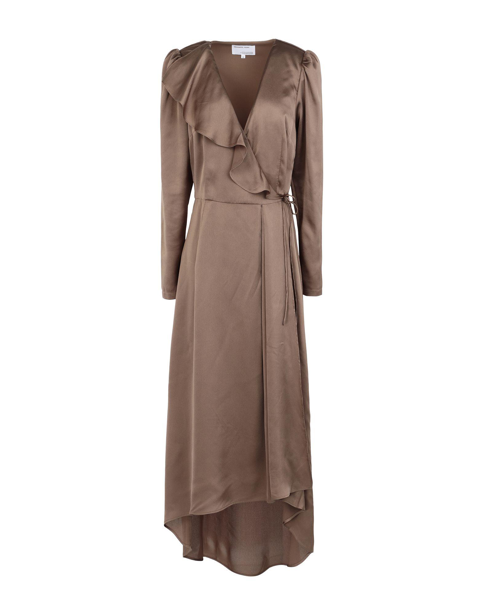 DESIGNERS REMIX Длинное платье цена 2017