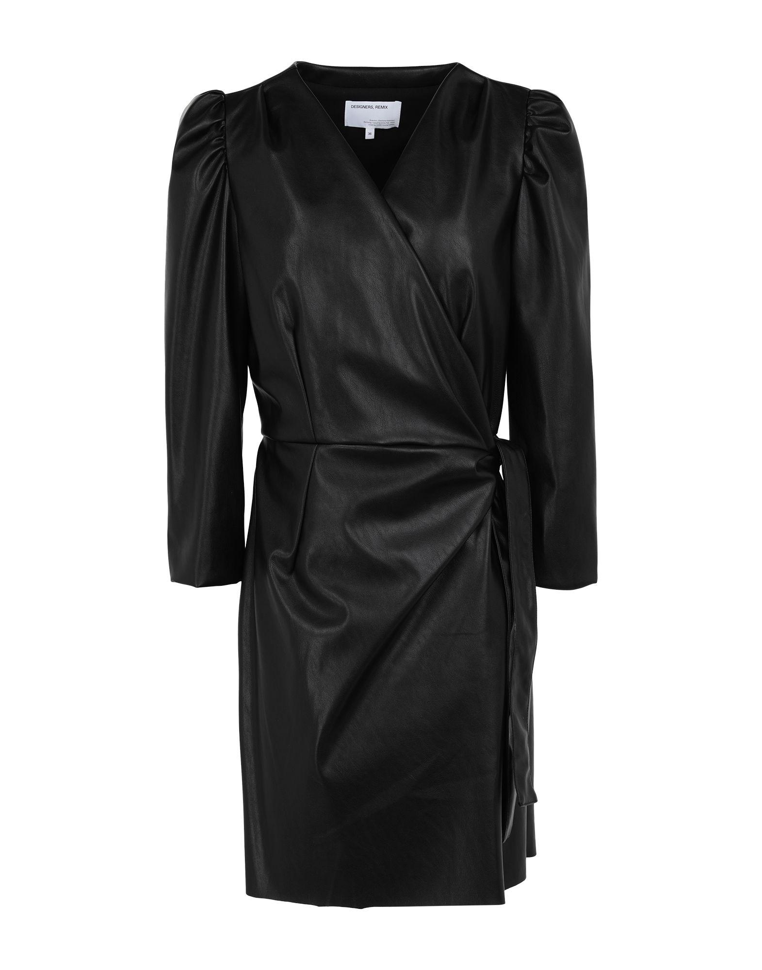 DESIGNERS REMIX Короткое платье цена 2017