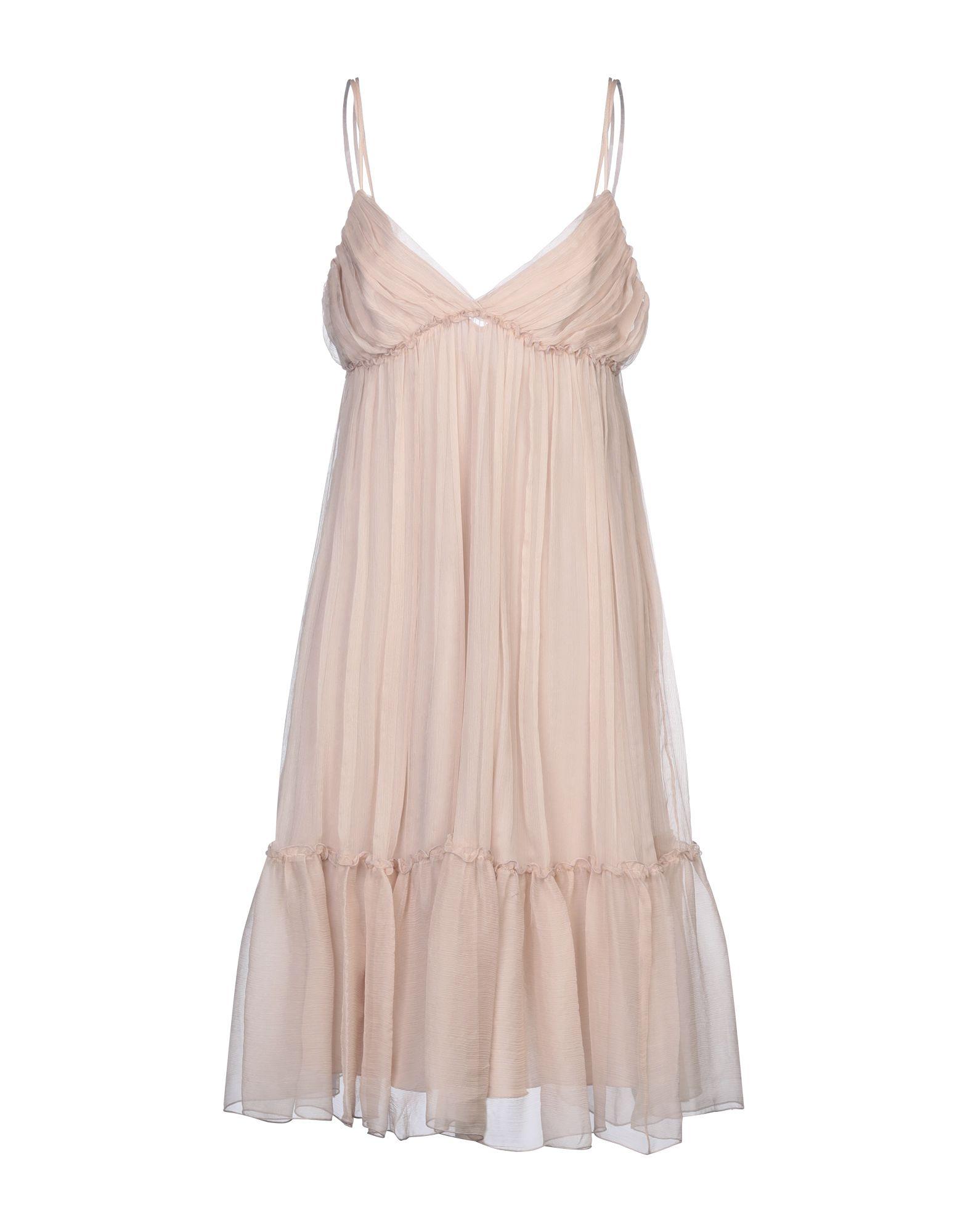 MANGANO Платье до колена