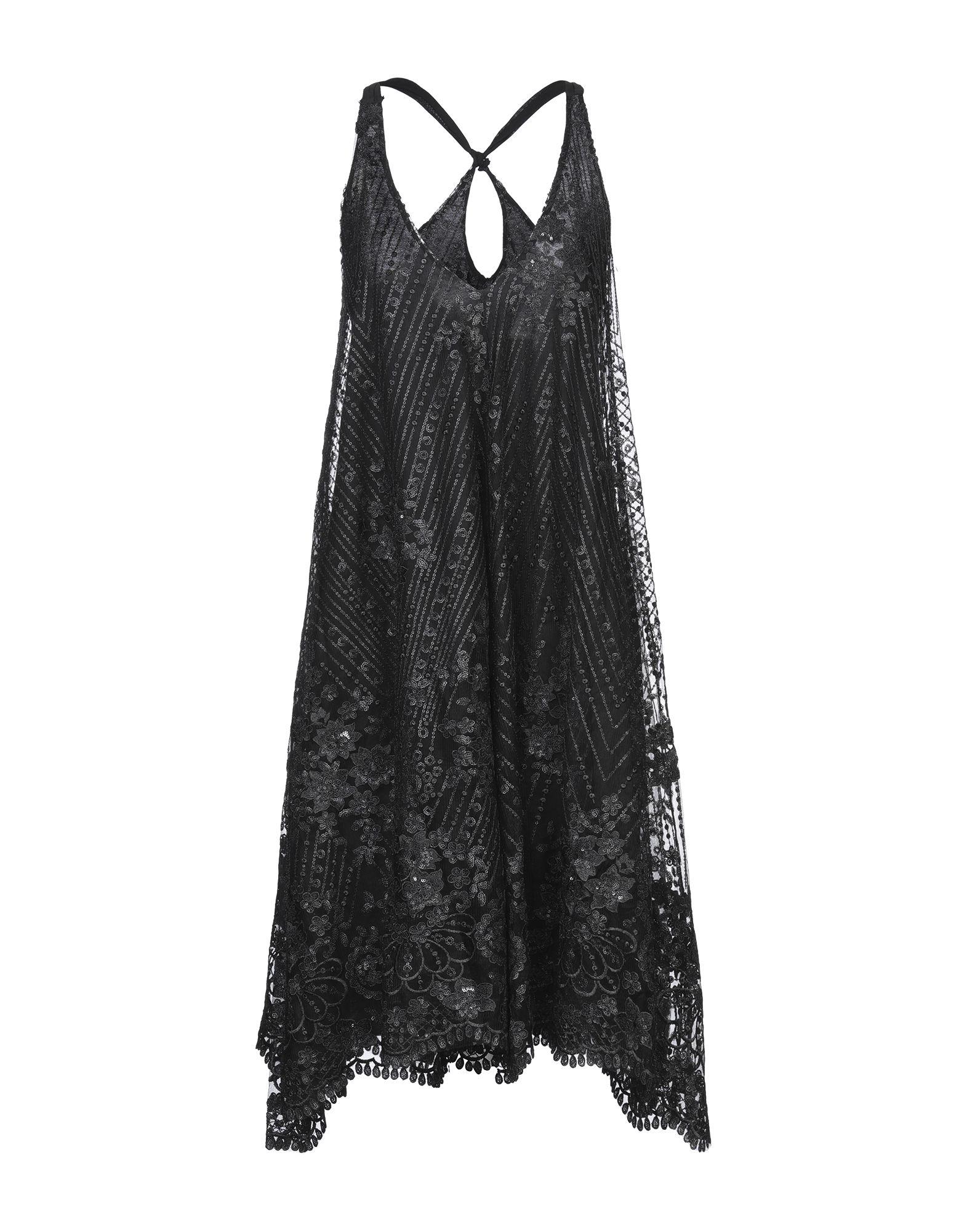 AGOGOA Платье до колена agogoa пляжное платье