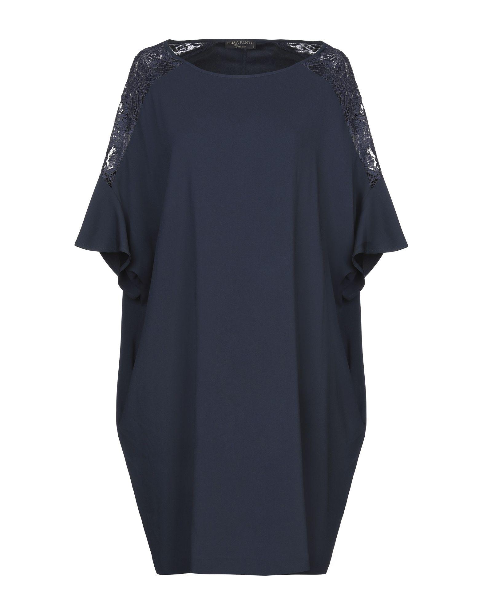 ELISA FANTI Короткое платье